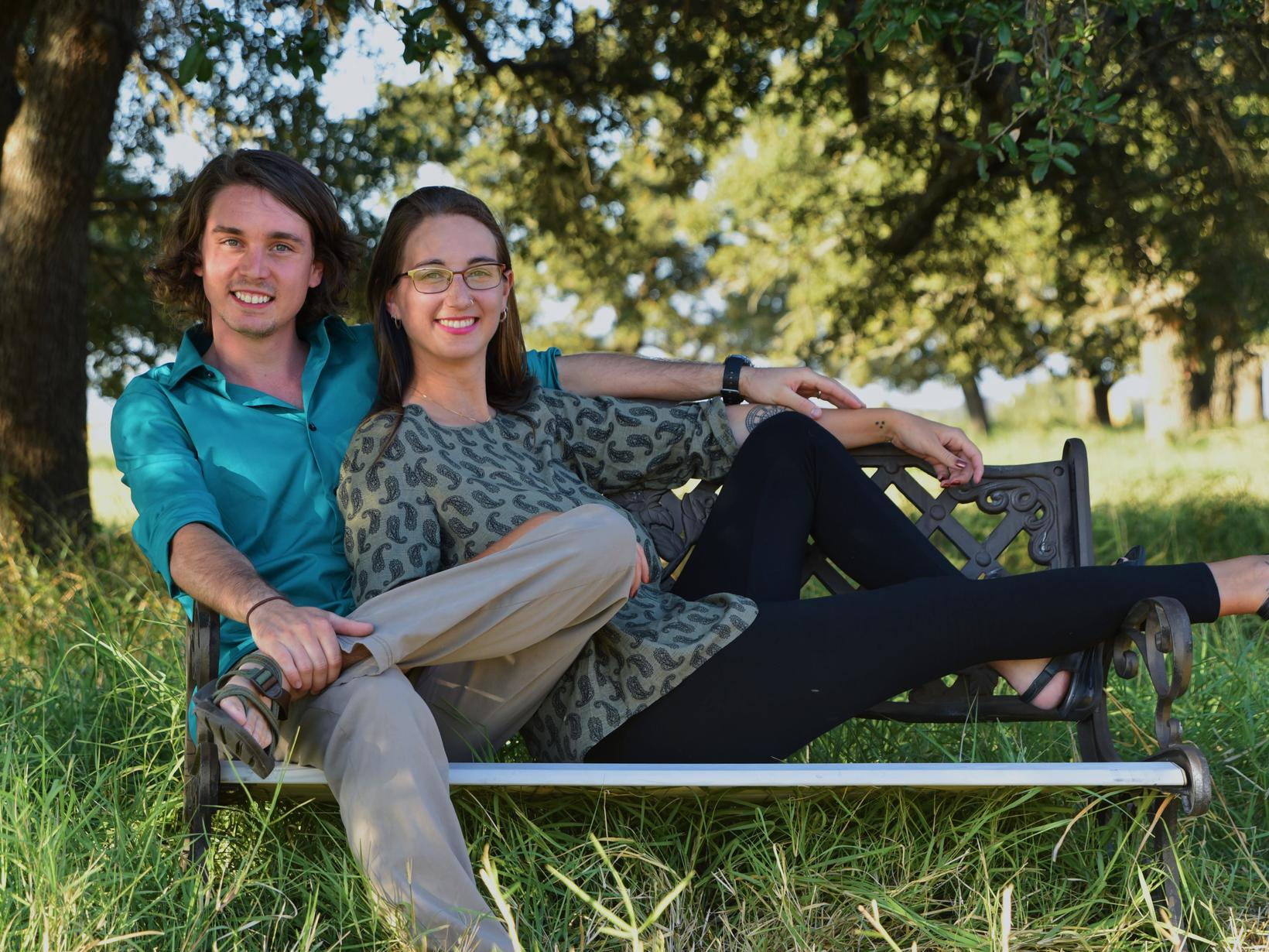 Courtney & Stephen from Chattanooga, Tennessee, United States