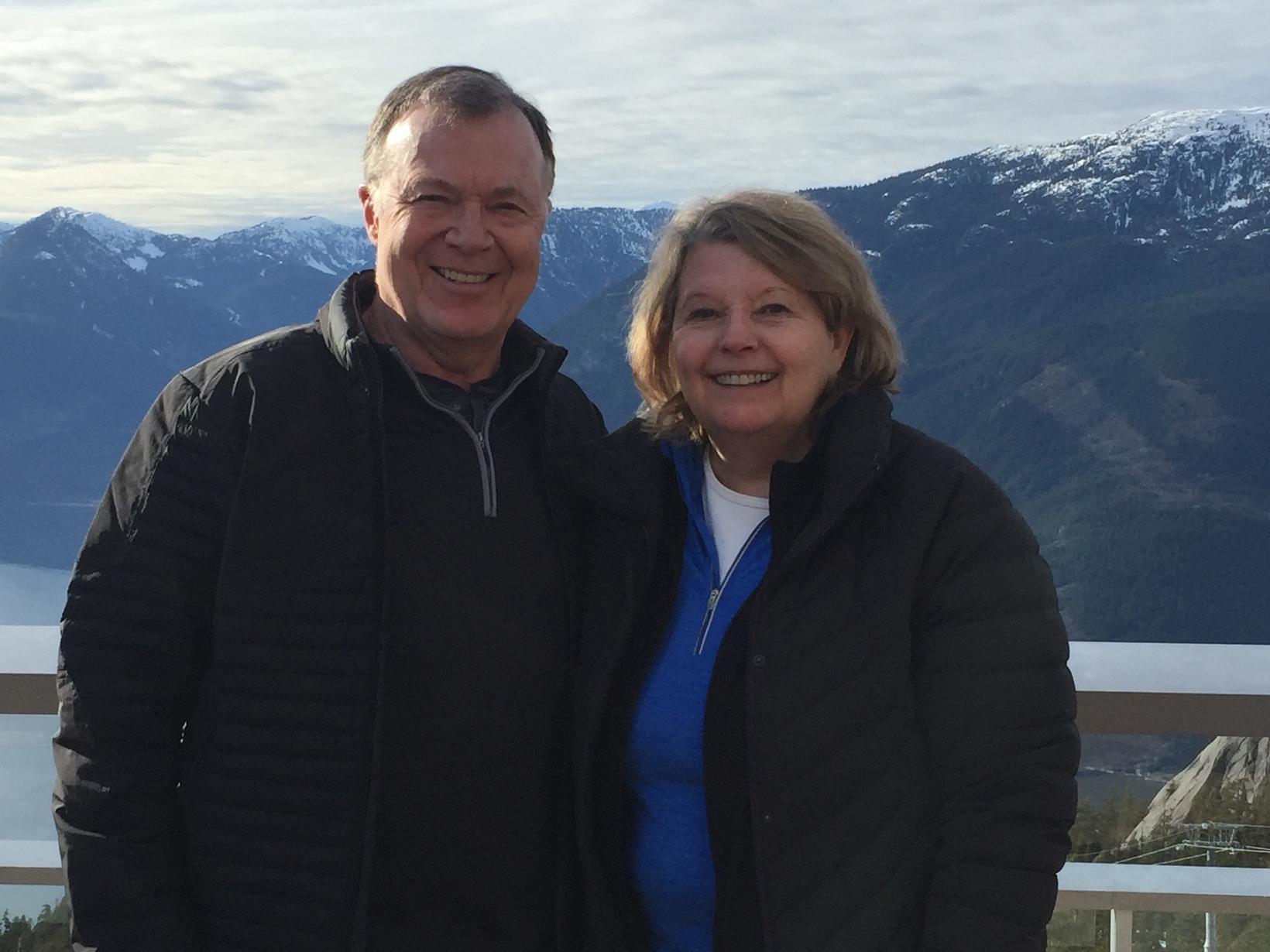 Bonnie & Warren from Calgary, Alberta, Canada