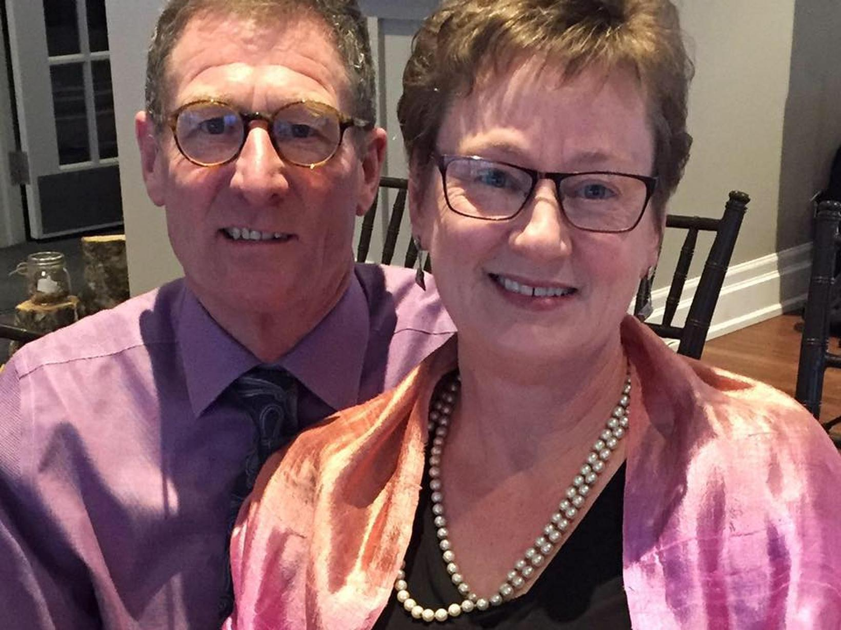 Phyllis & Murray from Uxbridge, Ontario, Canada