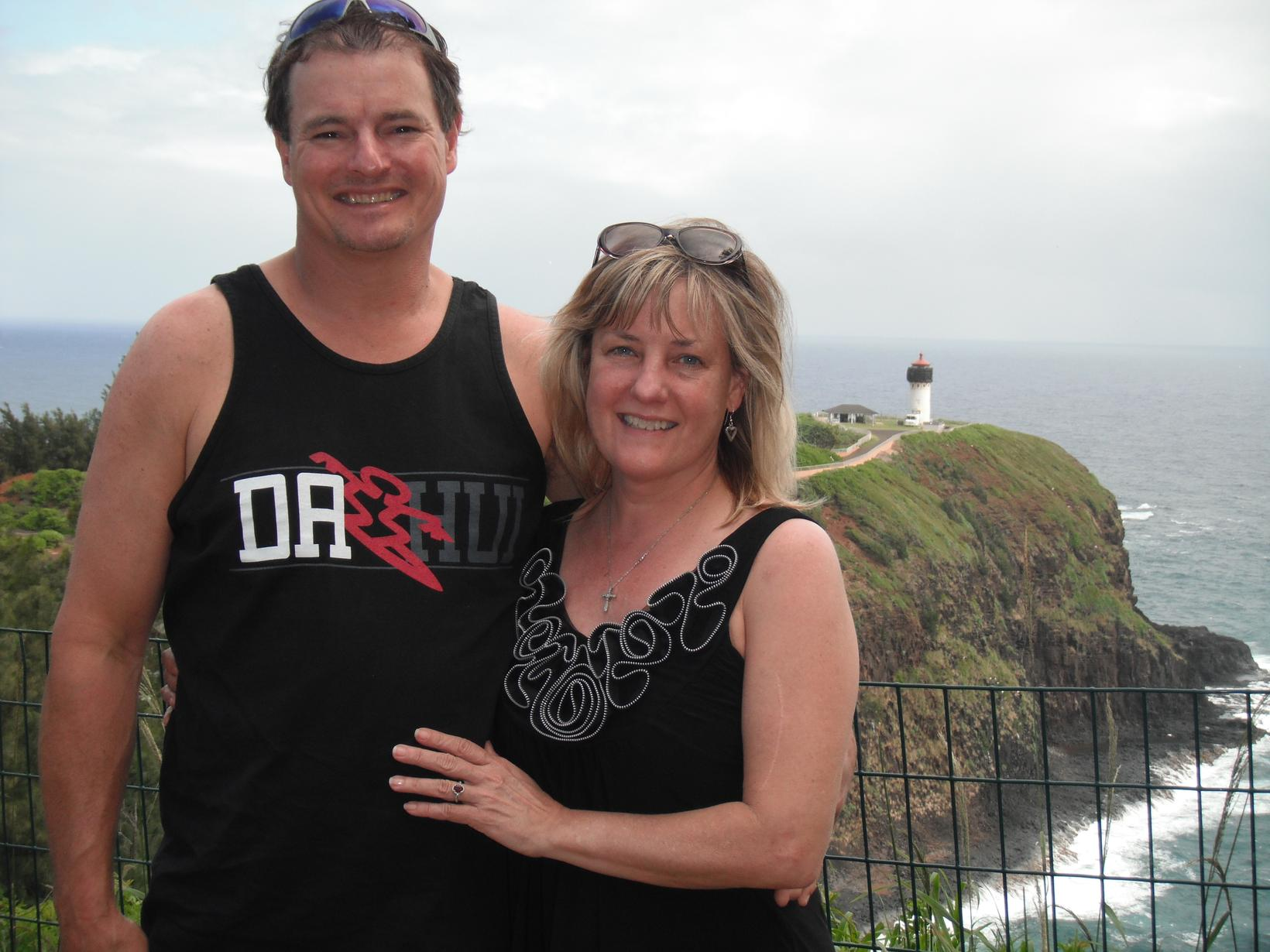 Janice & Brian from Gig Harbor, Washington, United States