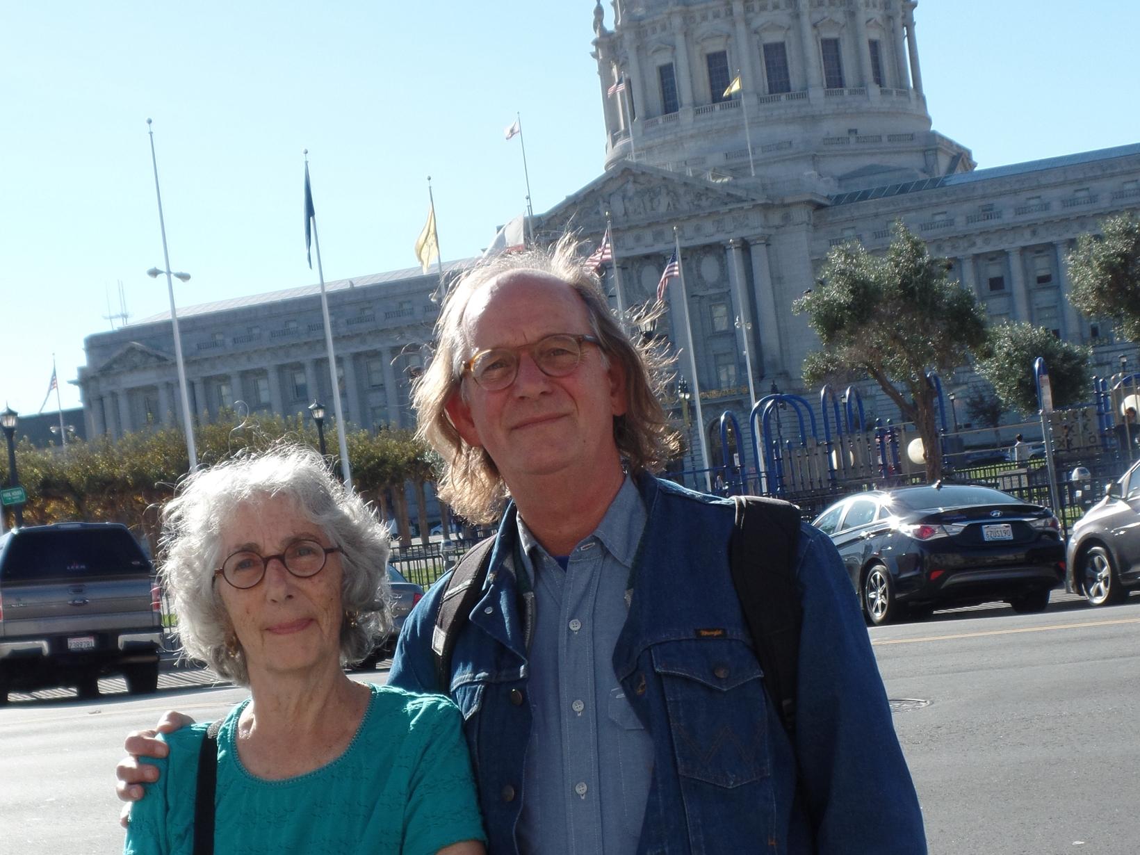 Susan & Loek from Leeuwarden, Netherlands