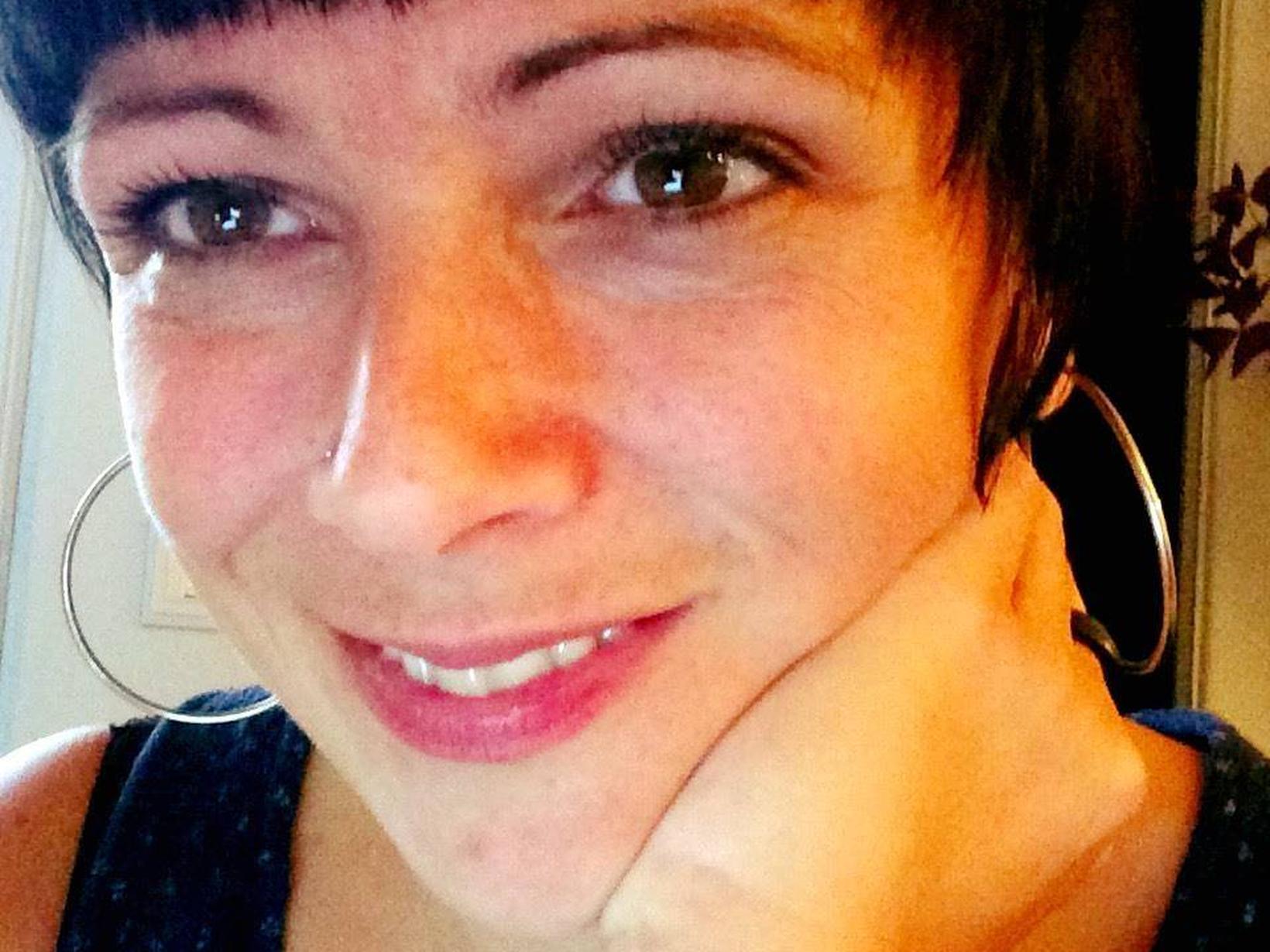 Véronique from Tadoussac, Quebec, Canada