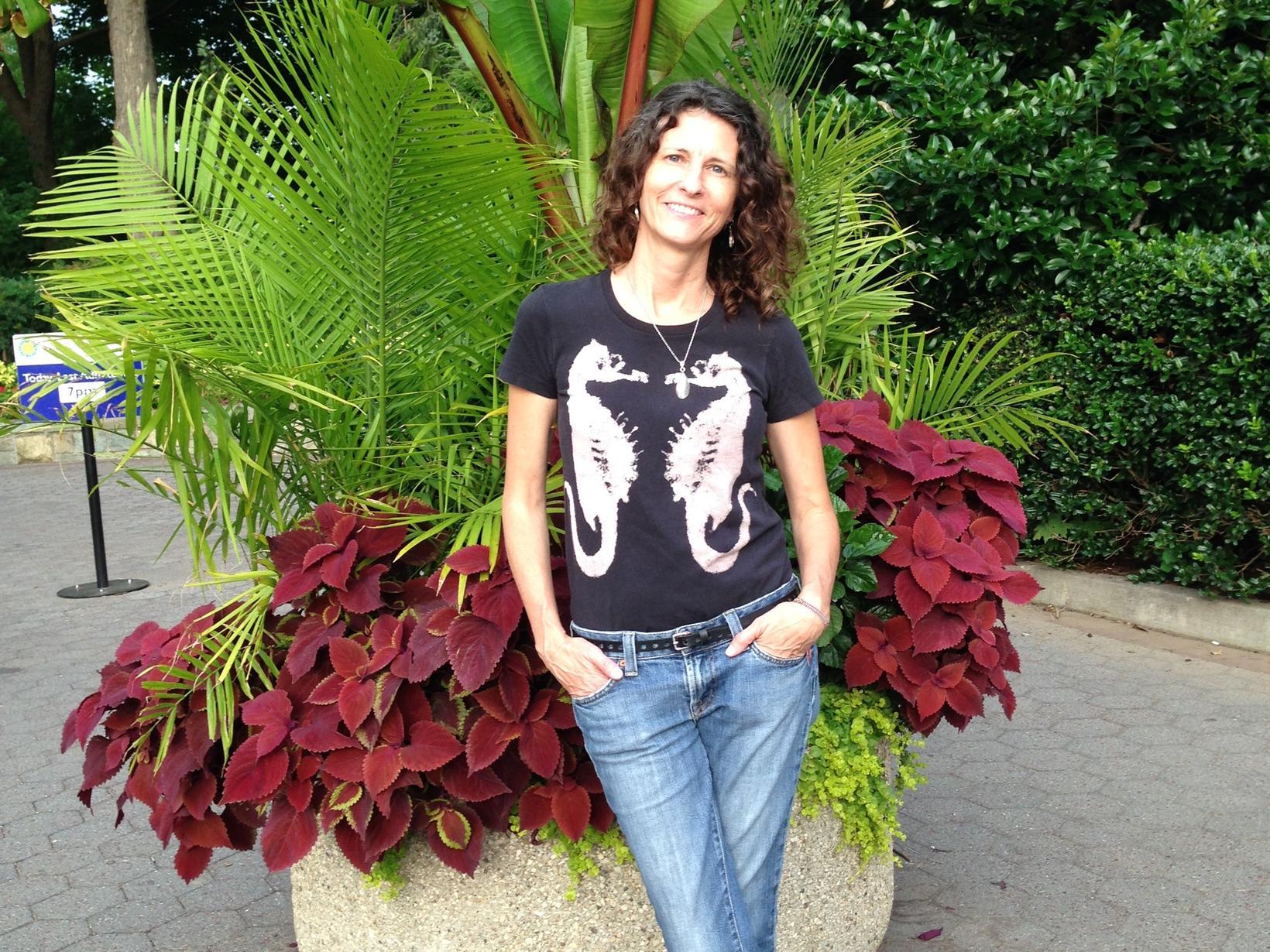 Lydia from Washington, D.C., Washington, D.C., United States