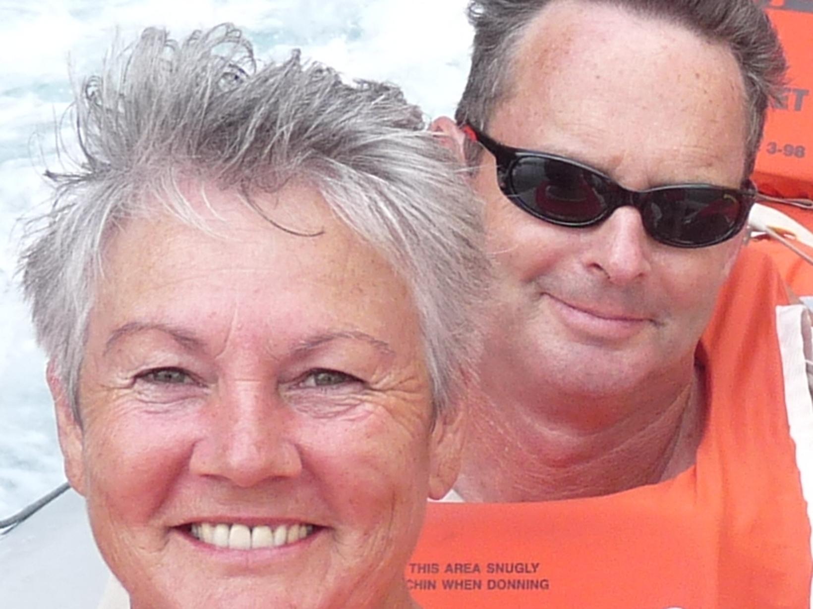 Susan & Peter from Perth, Western Australia, Australia