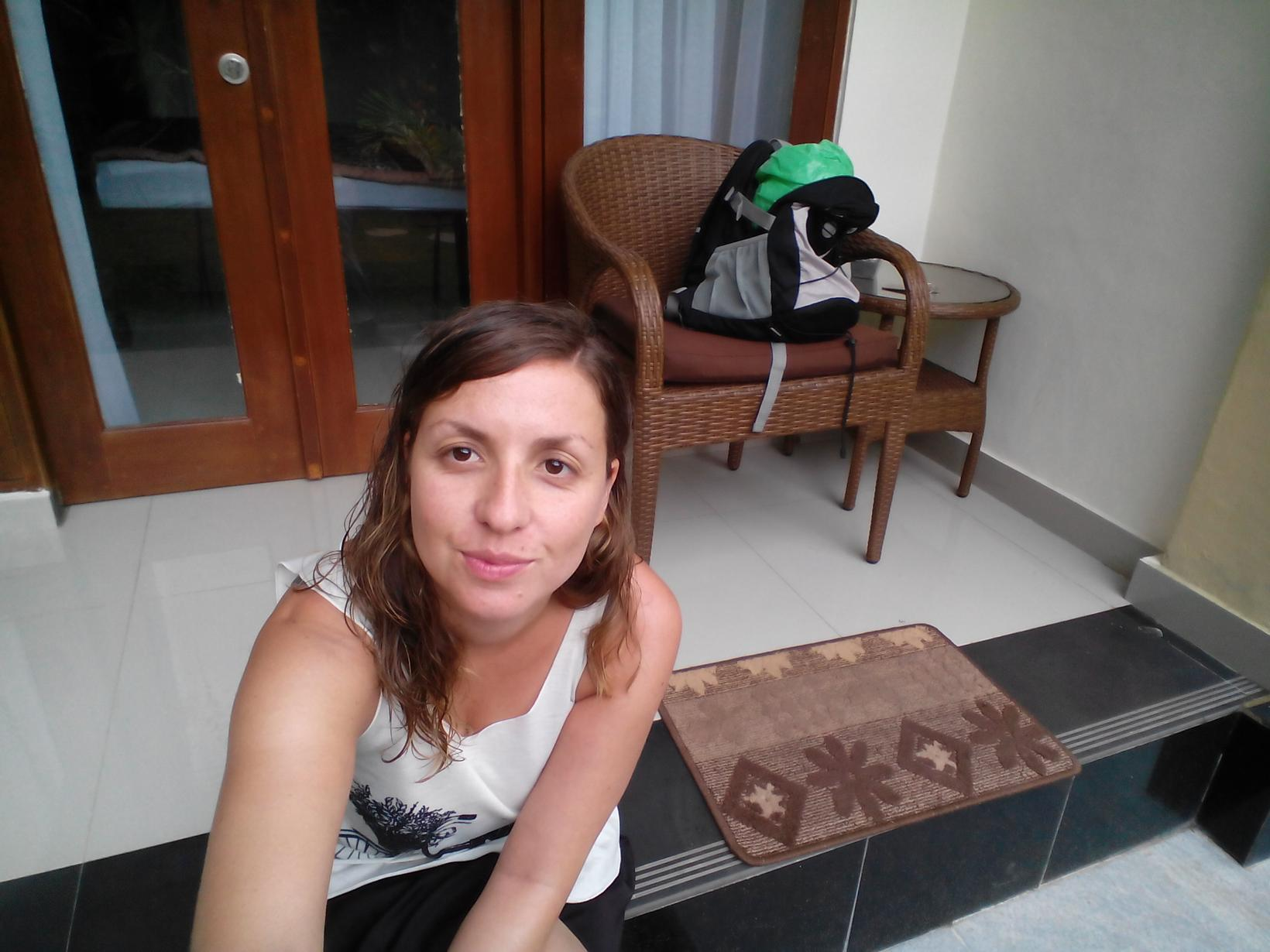 Marta from León, Spain