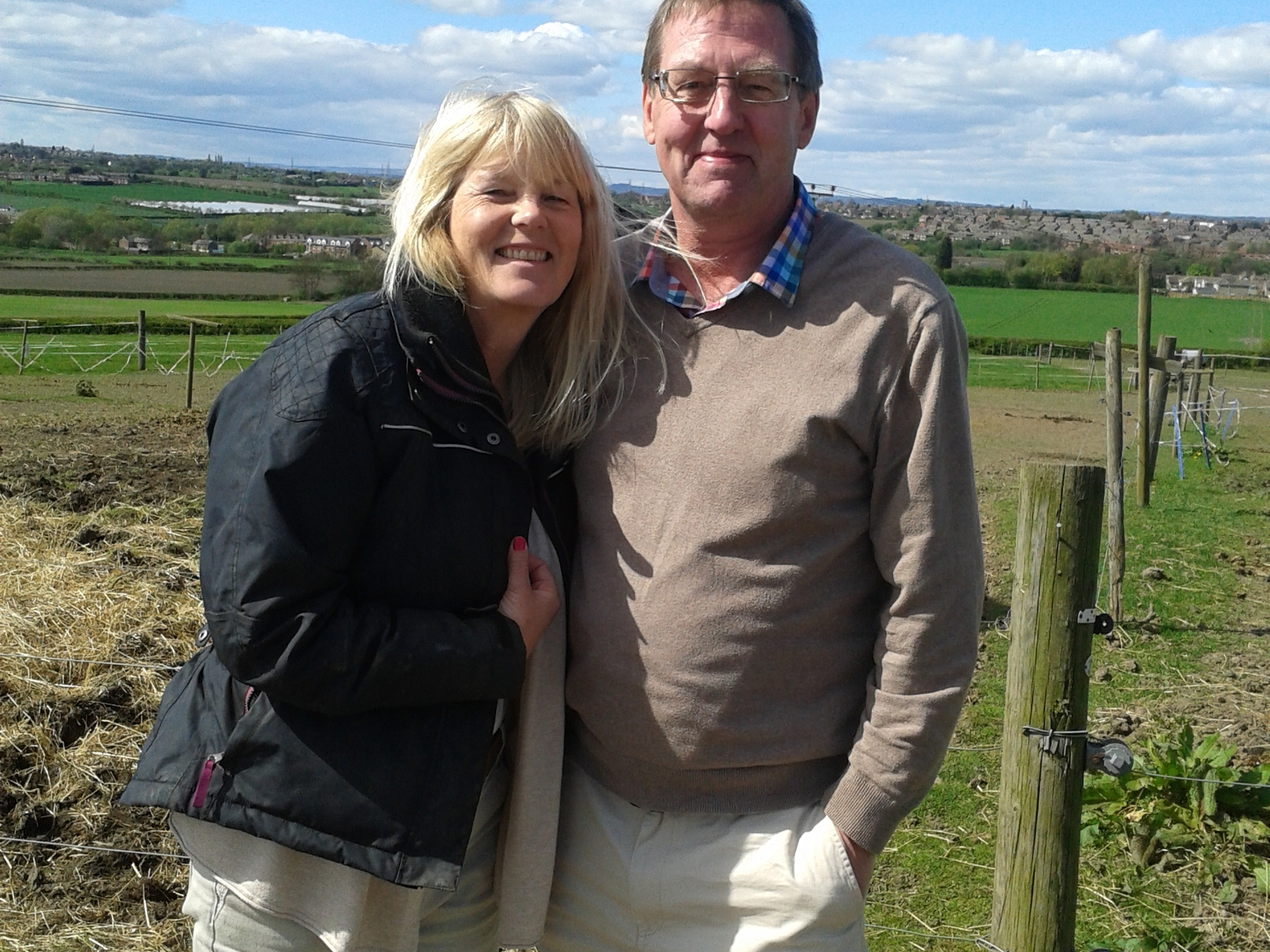 Susan & Miles from Clitheroe, United Kingdom