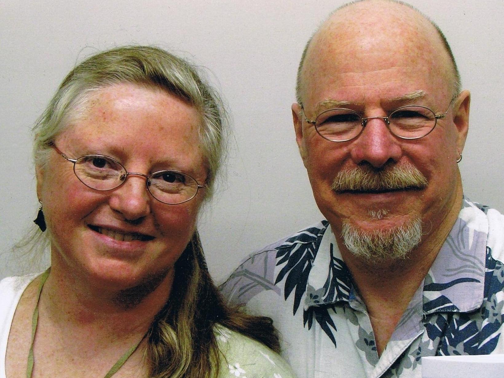 Craig & Rosemary from Qualicum Beach, British Columbia, Canada