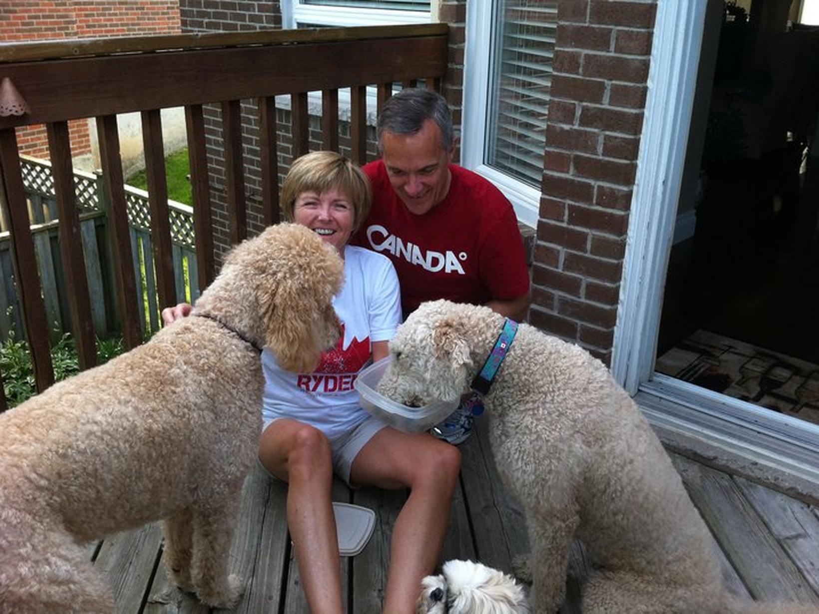 Carol ann & Jim from Markham, Ontario, Canada