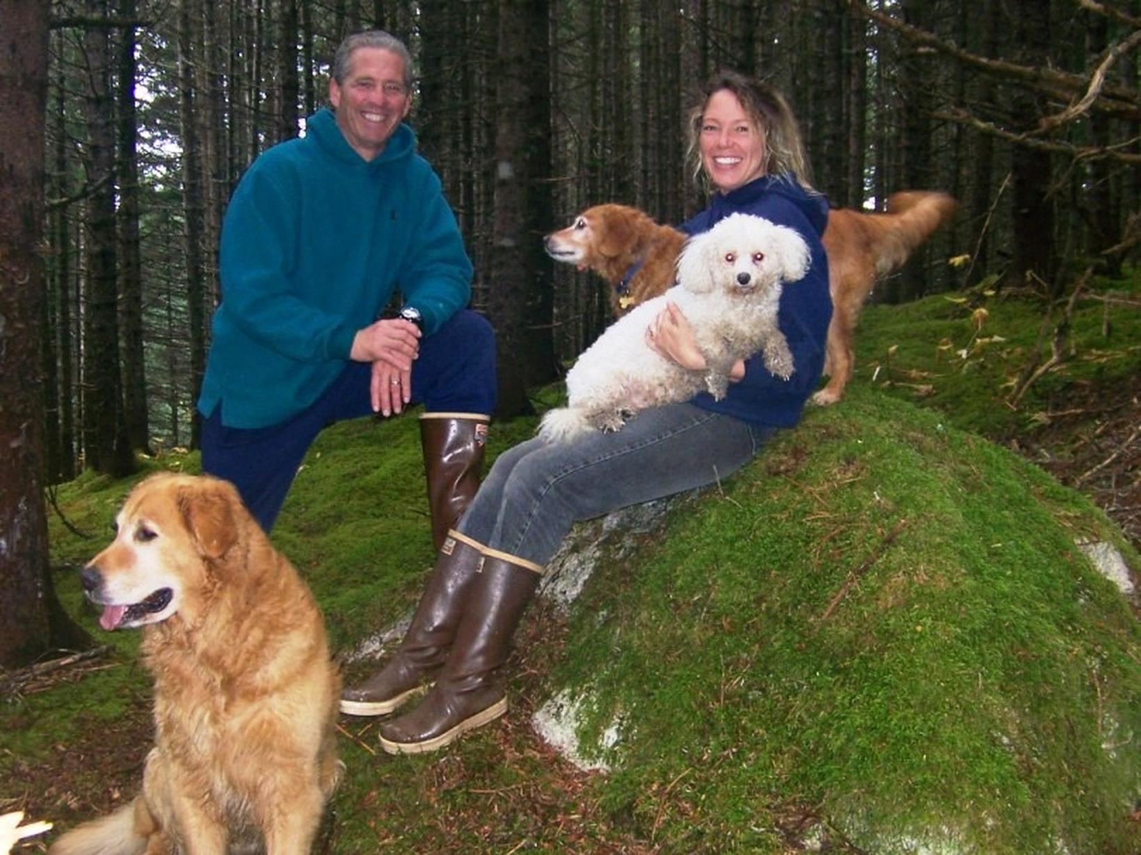 Stanley & Ginger from Kodiak, Alaska, United States