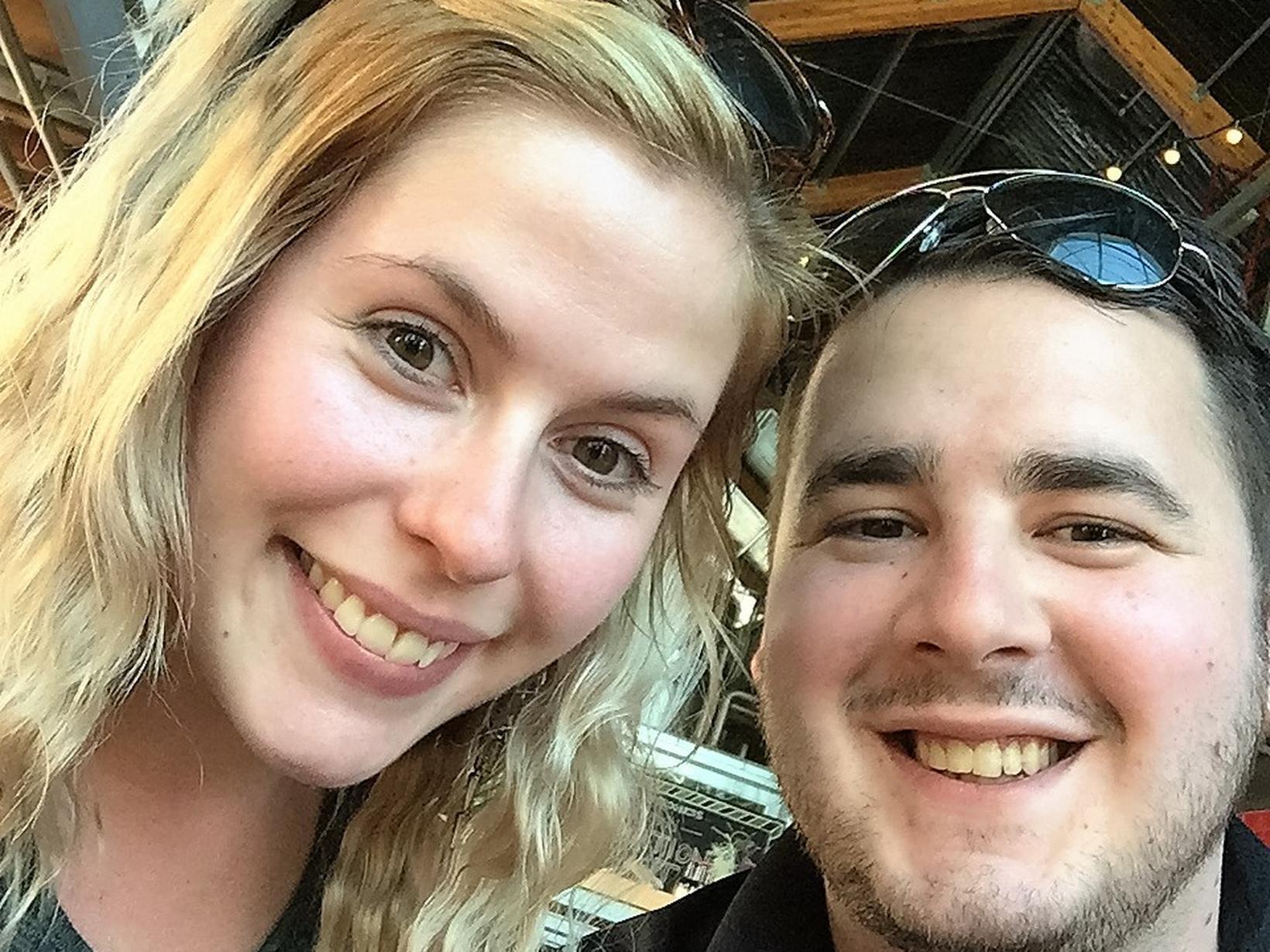 David & Rachel from Brisbane, Queensland, Australia
