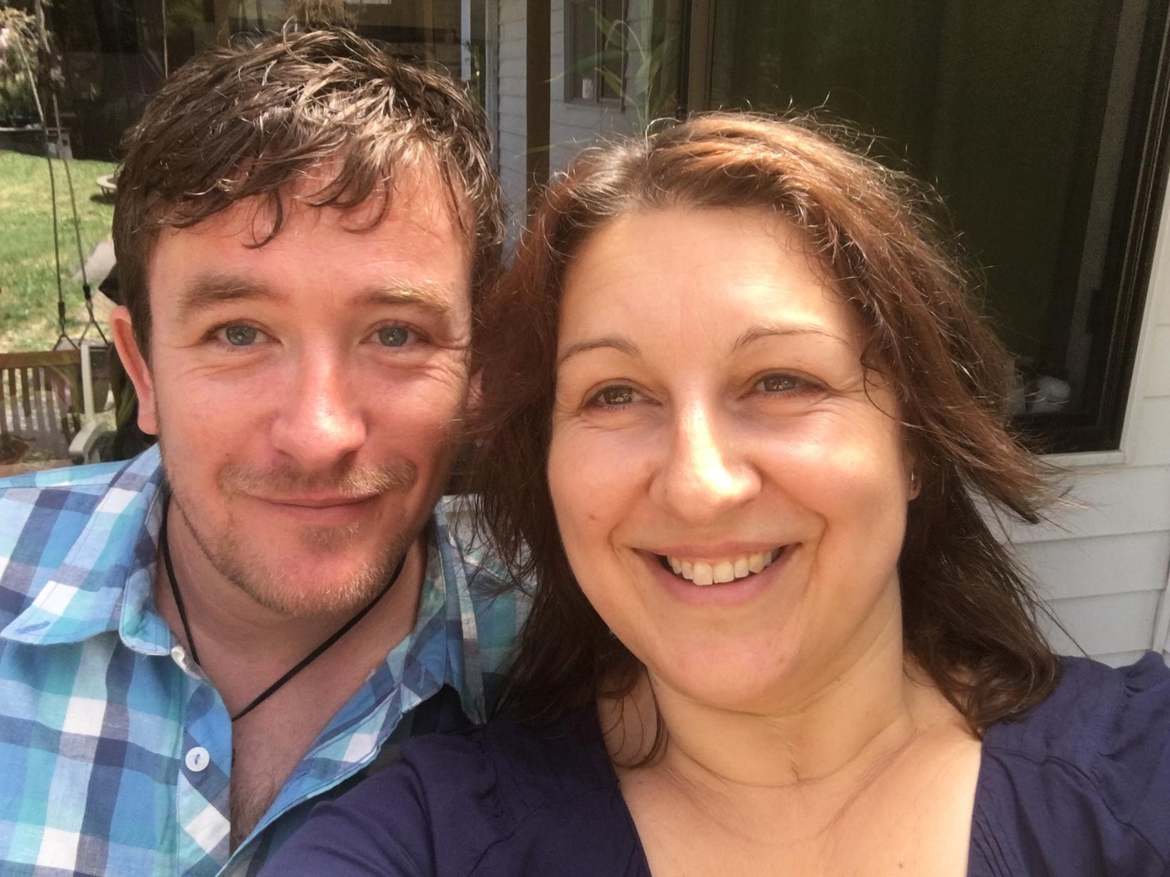 Melinda & Adam from Melbourne, Victoria, Australia