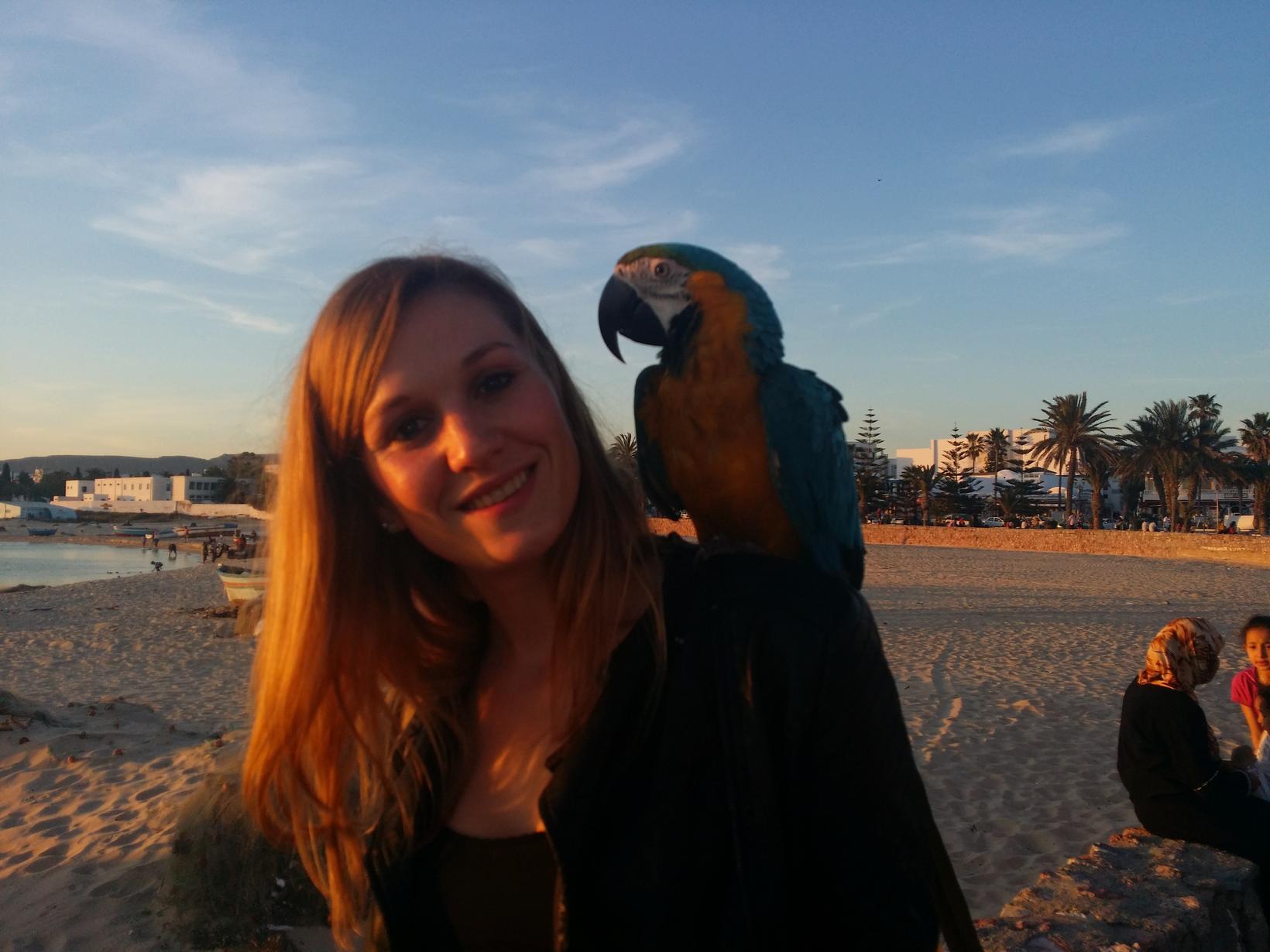 Mélanie from Boquete, Panama