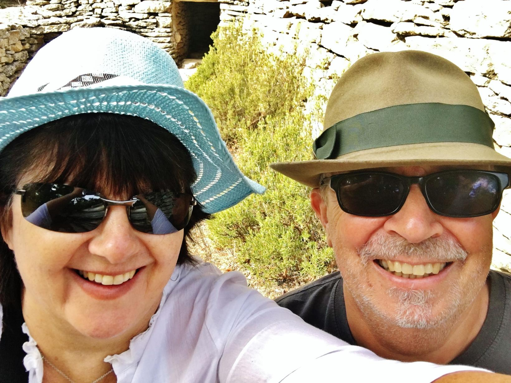 Coleen & Barry from Caterham, United Kingdom