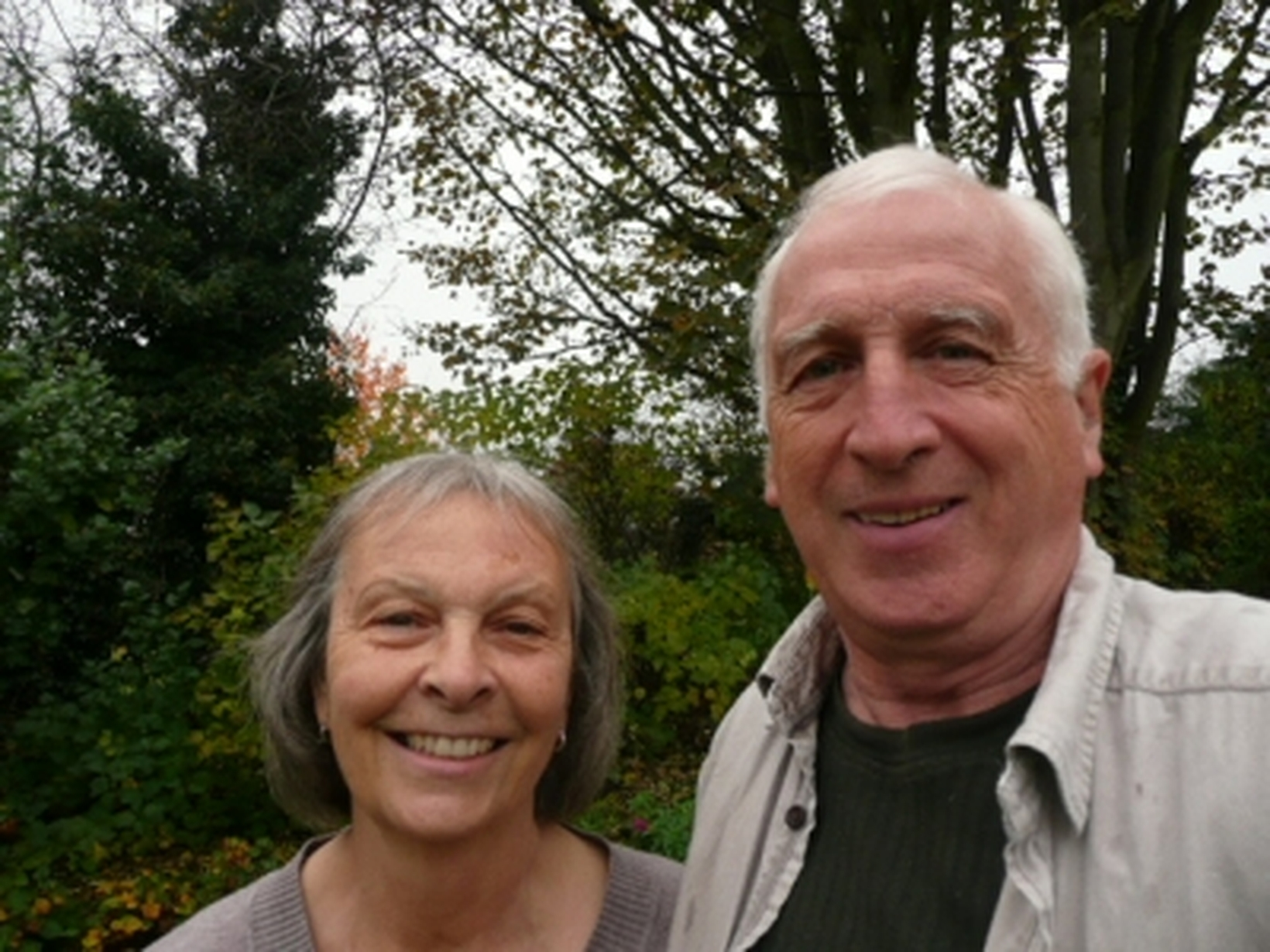 Philip & Valerie from Chester, United Kingdom