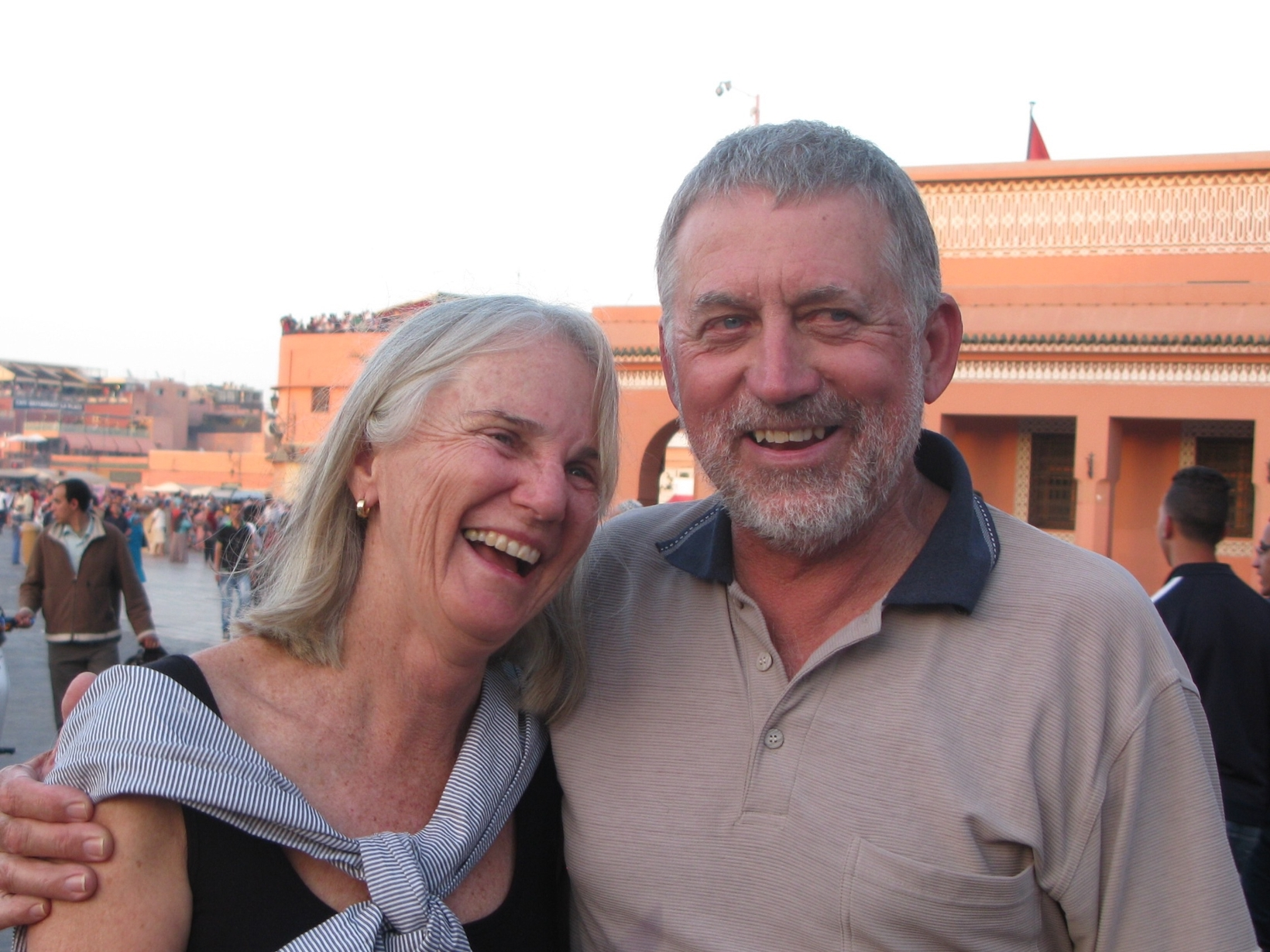 Deb & Garry from Sunshine Coast, Queensland, Australia