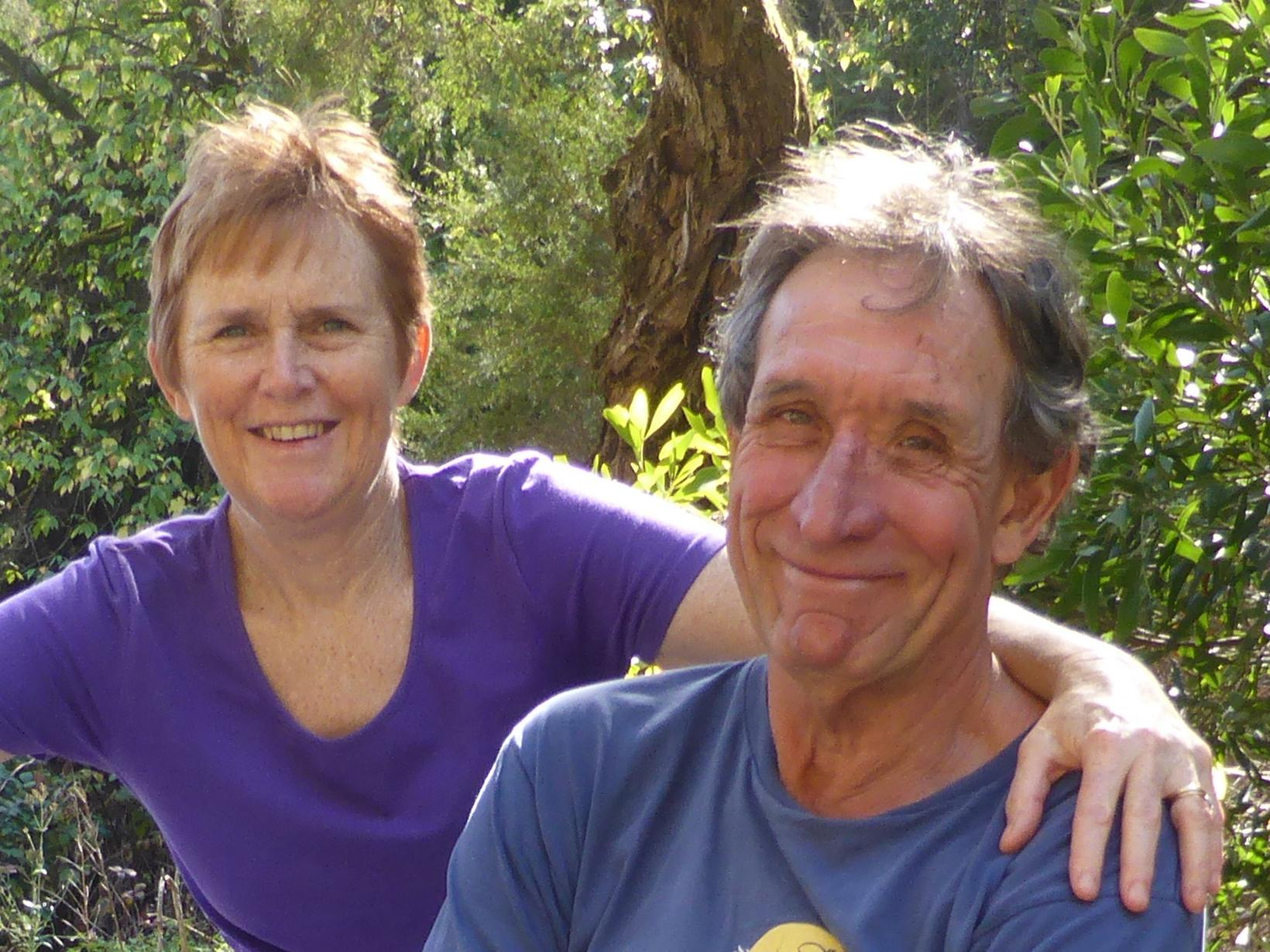 Susan & James from Lilyfield, New South Wales, Australia