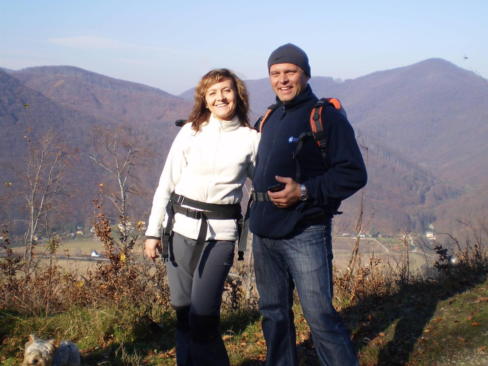 Karol & Denisa from Košice, Slovakia