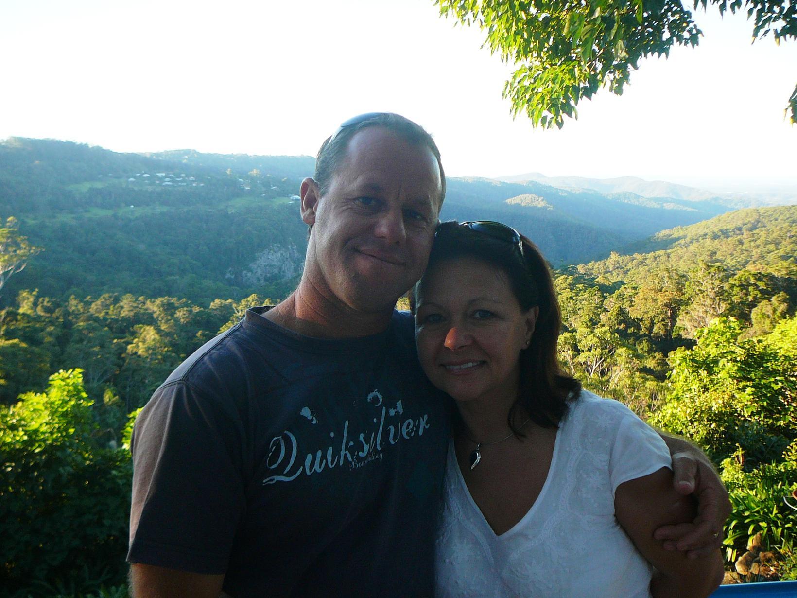 Clare & Jason from Burnham, United Kingdom