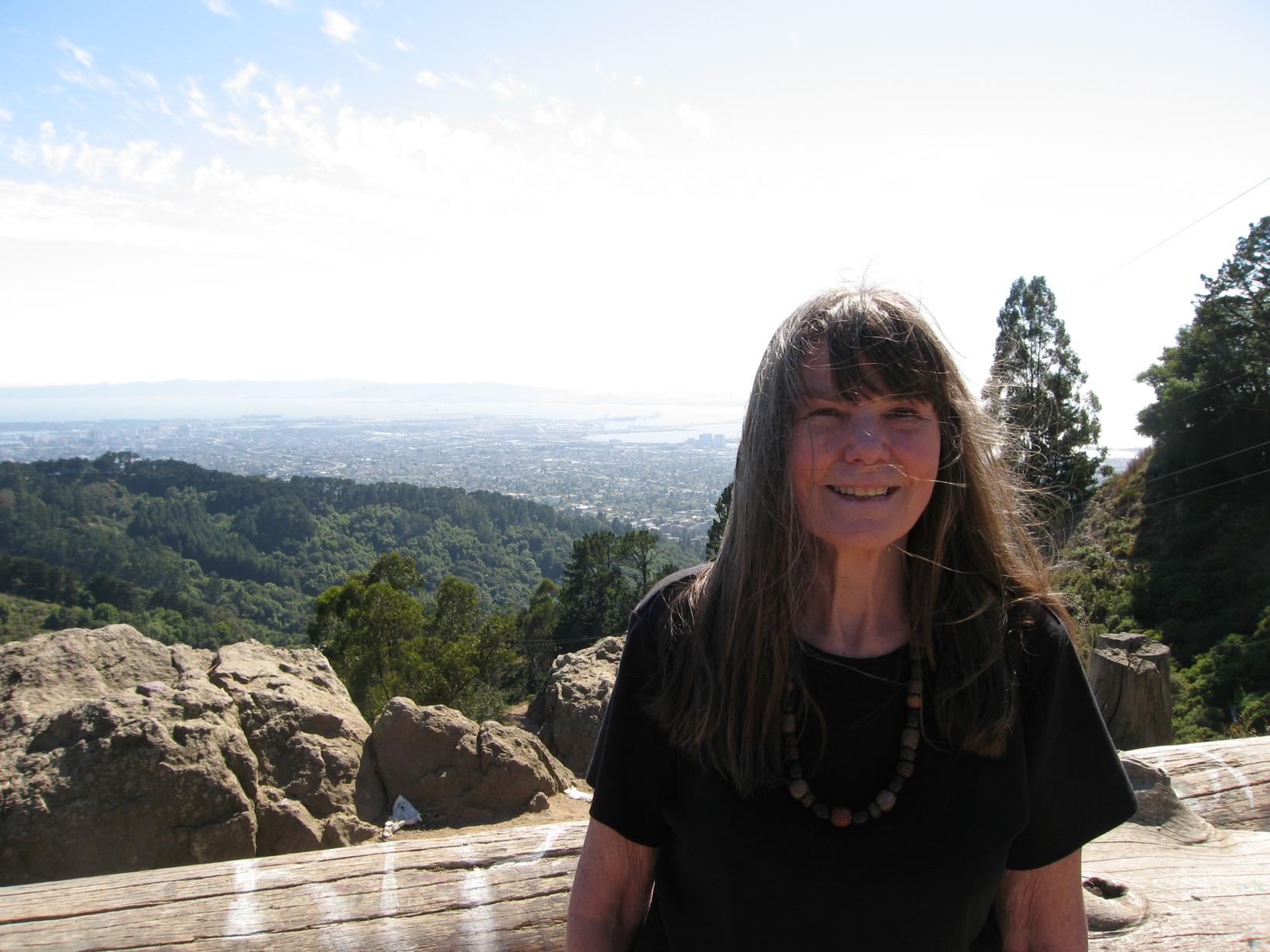 Margaret from Cambridge, Massachusetts, United States