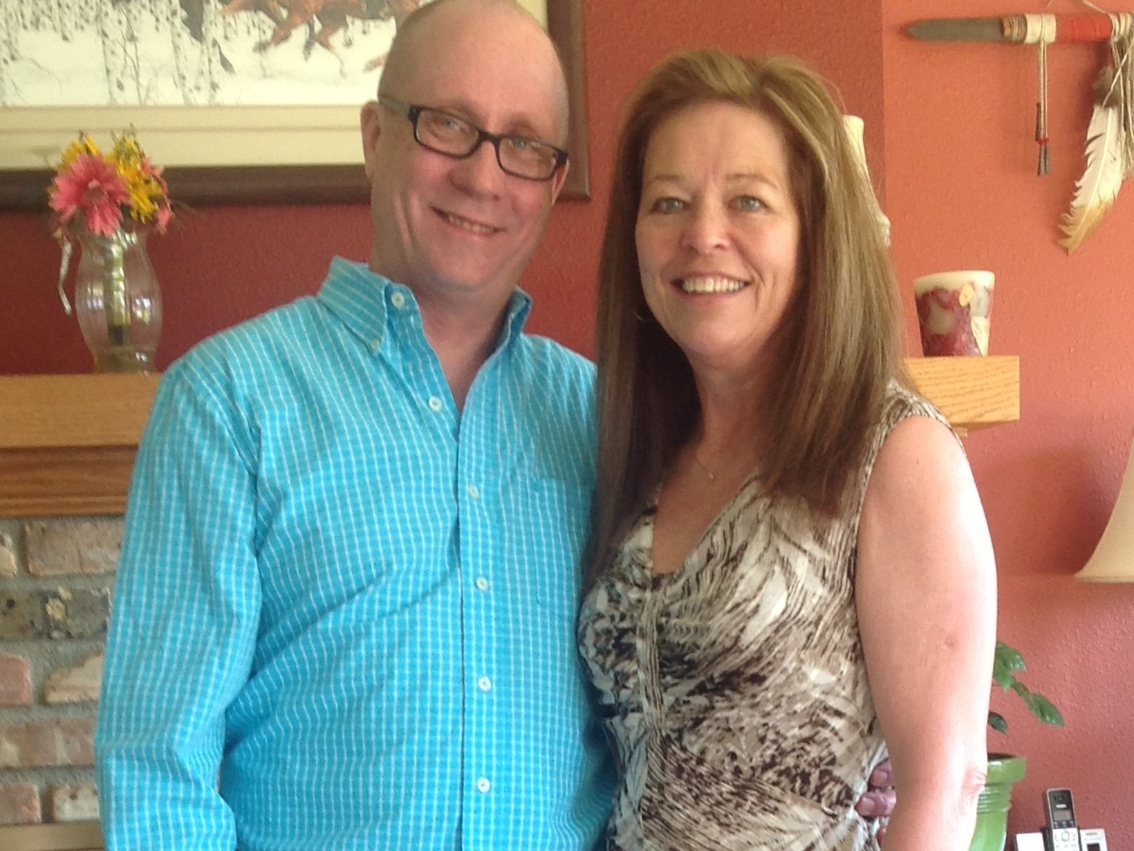Julie & Steve from Willmar, Minnesota, United States