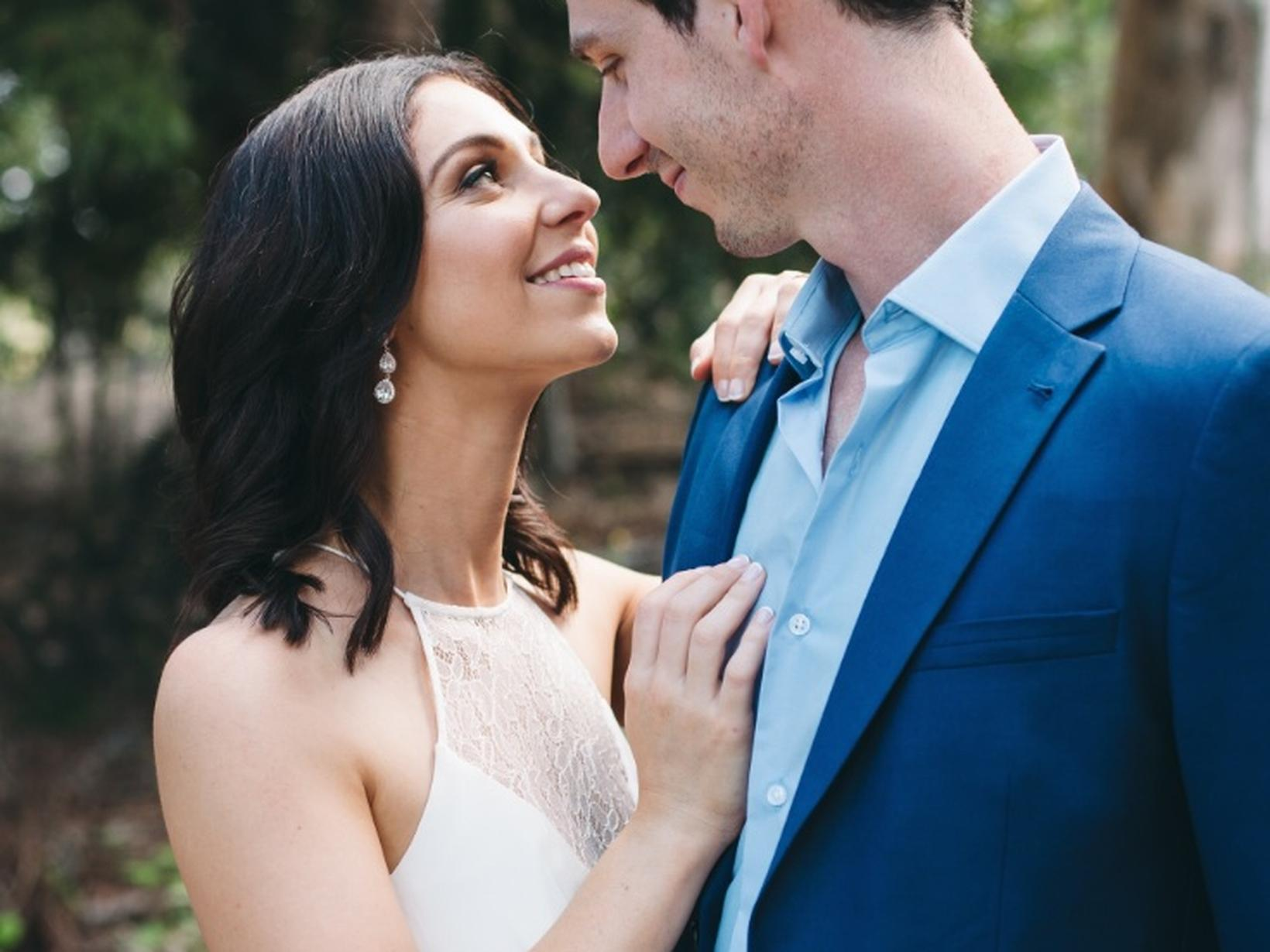 Sara & Russell from Brisbane, Queensland, Australia