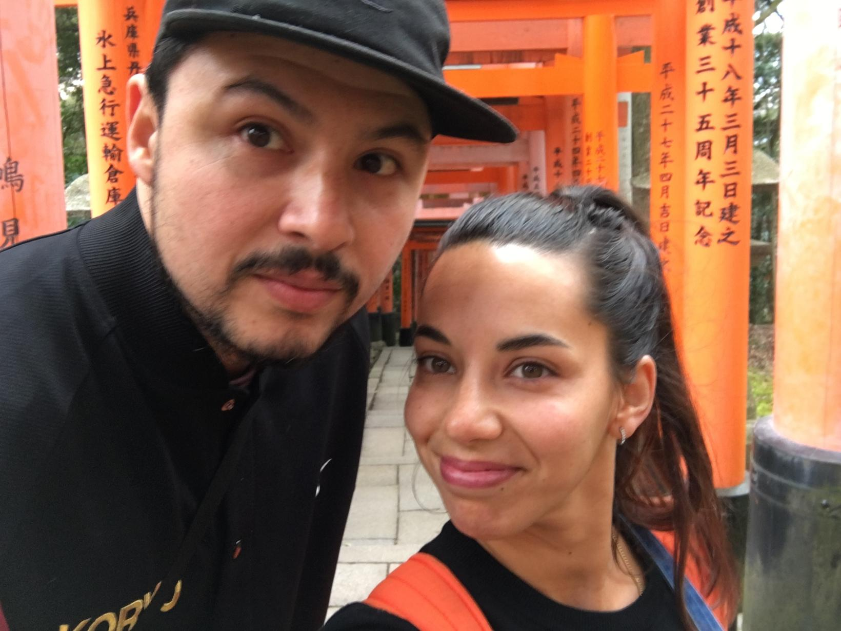 Leyla & Jamie from London, United Kingdom