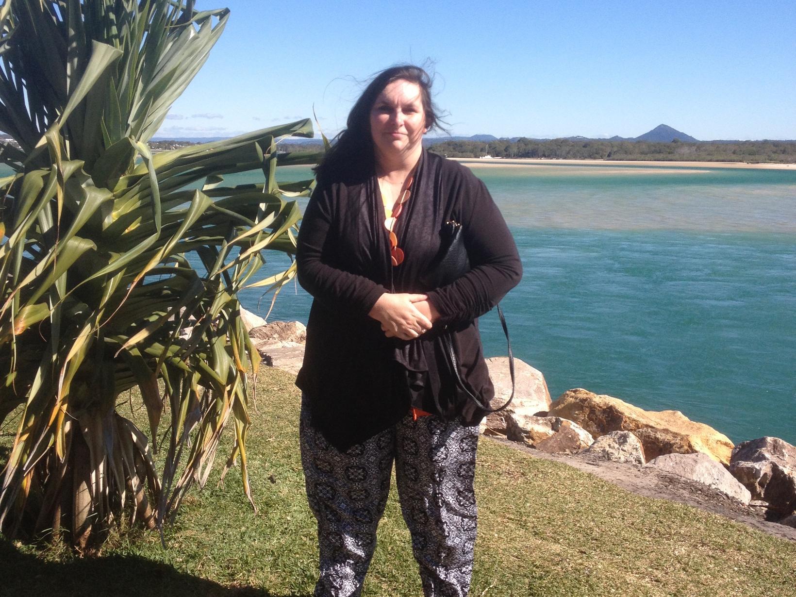 Pauline from Frankston South, Victoria, Australia