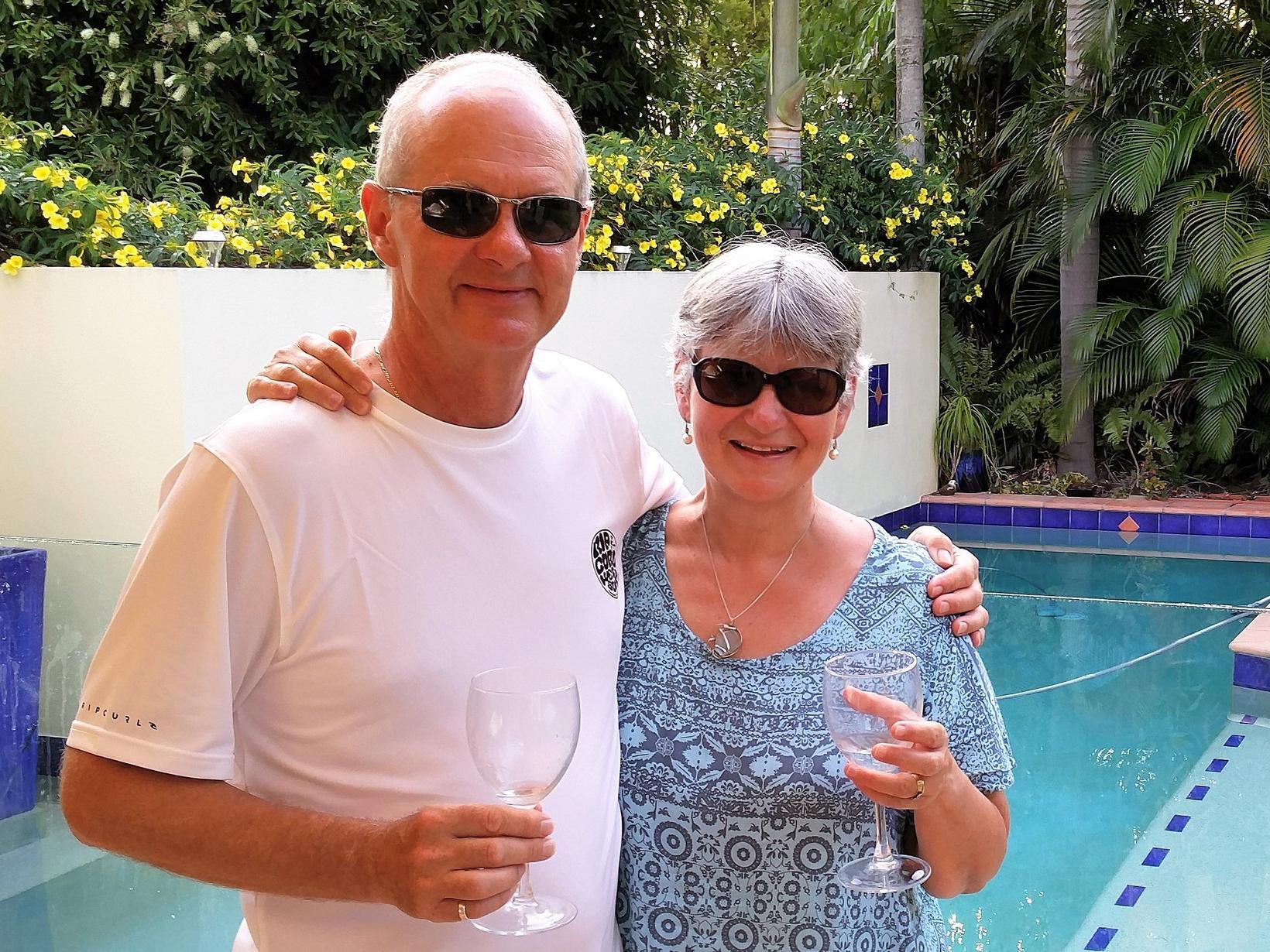 Liz & Steve from Toronto, Ontario, Canada