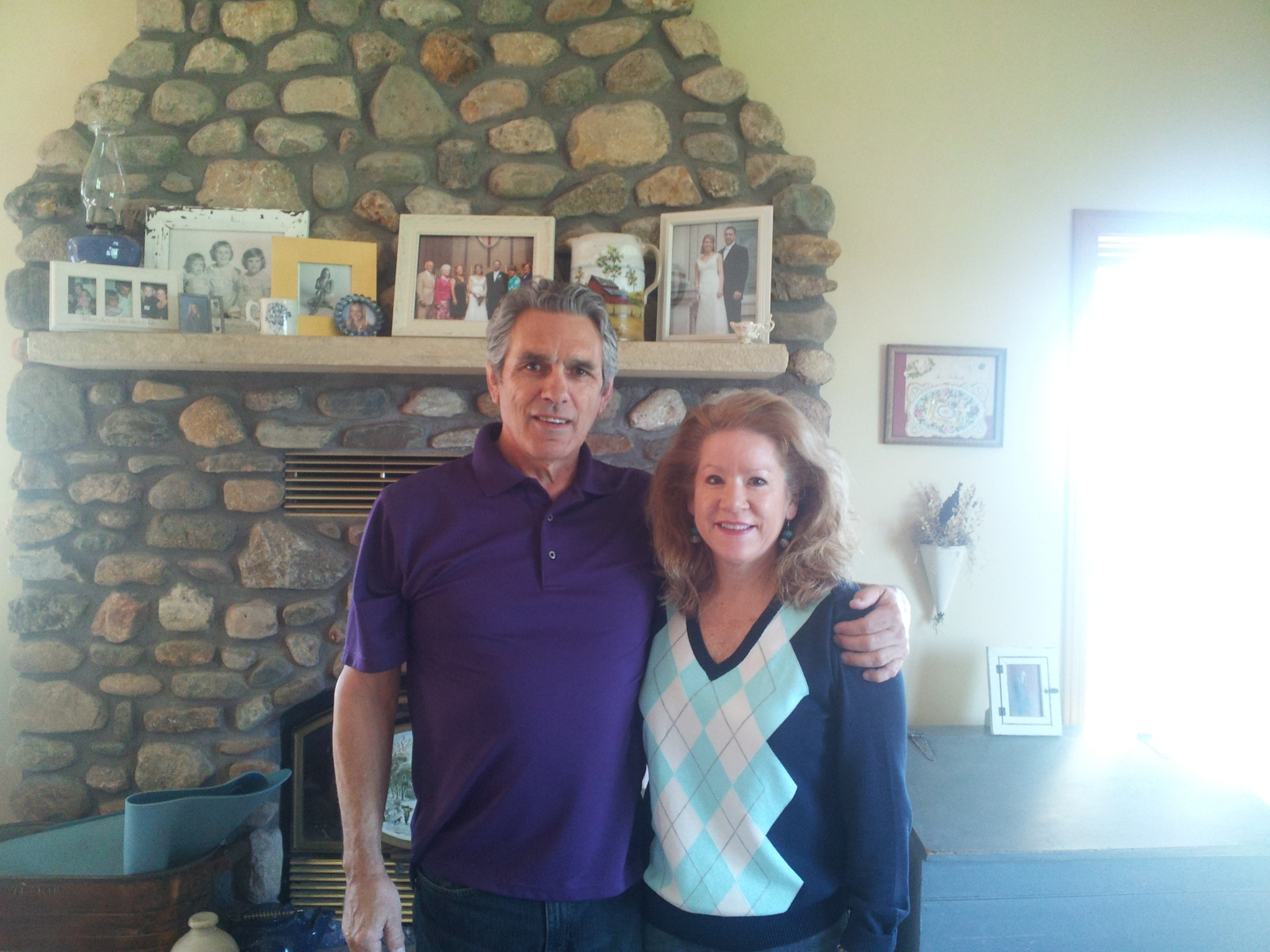 Joel & Nancy from North English, Iowa, United States