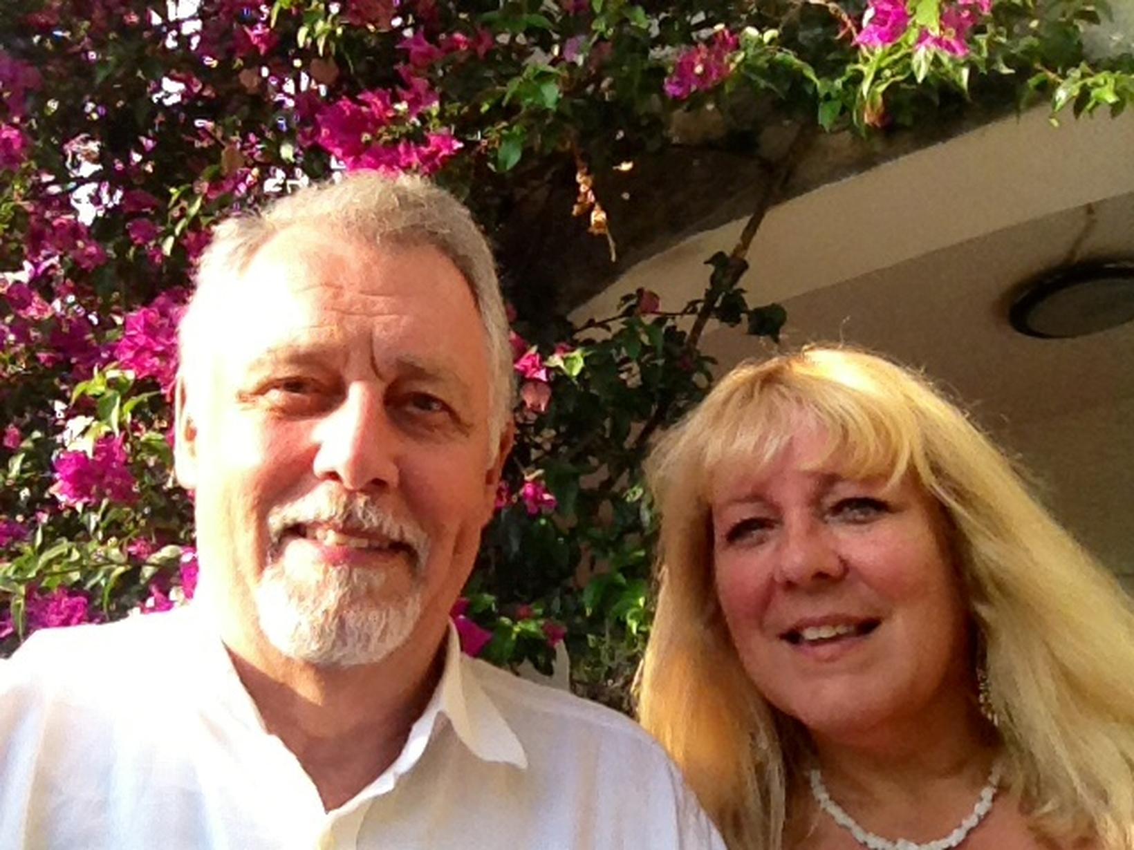 Jane & Simon from Horsham, United Kingdom