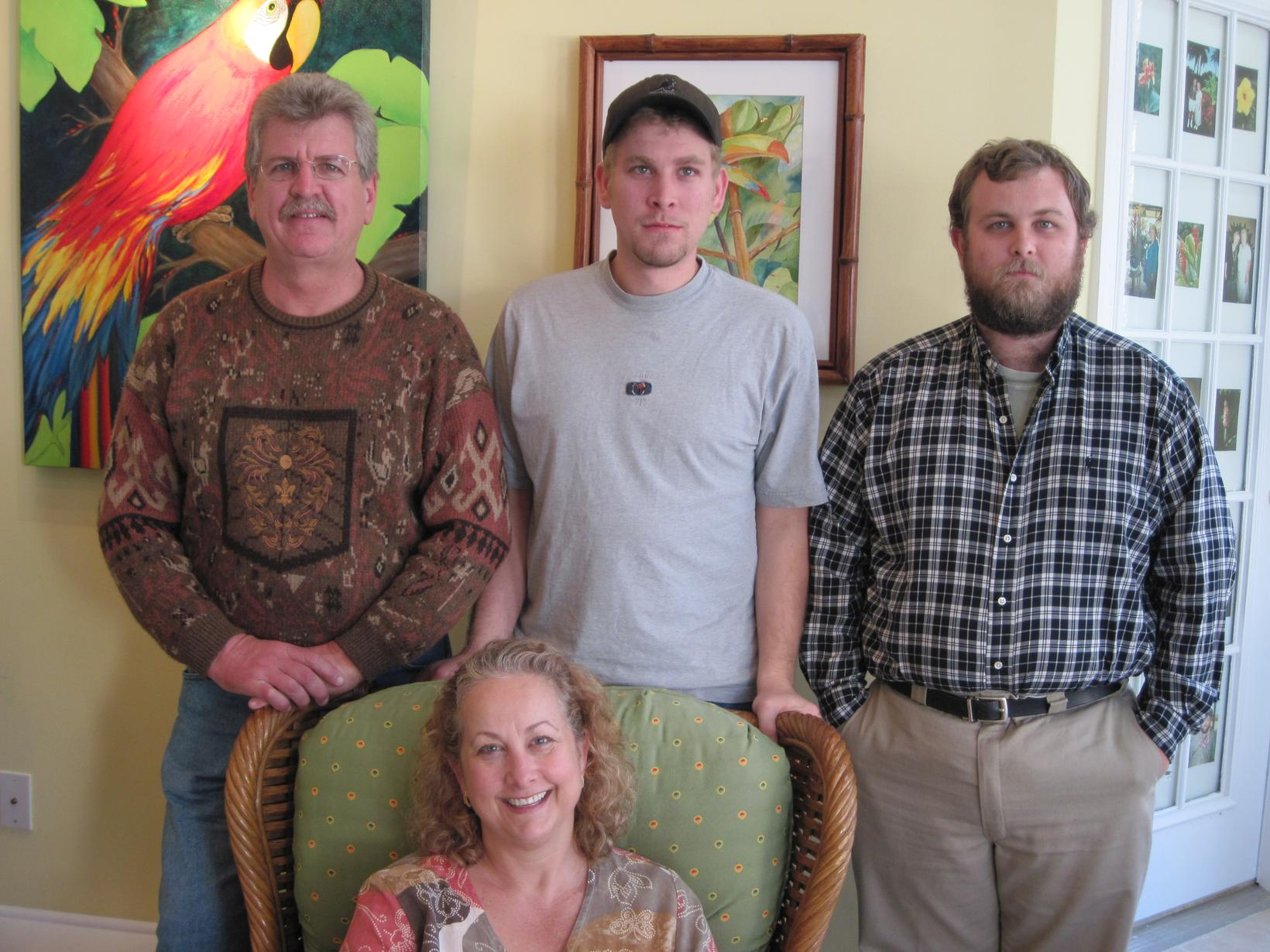 Belinda & Steve from Florence, Mississippi, United States