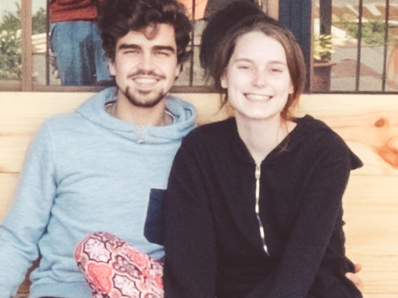 Marie & Ayyoub from Brussels, Belgium