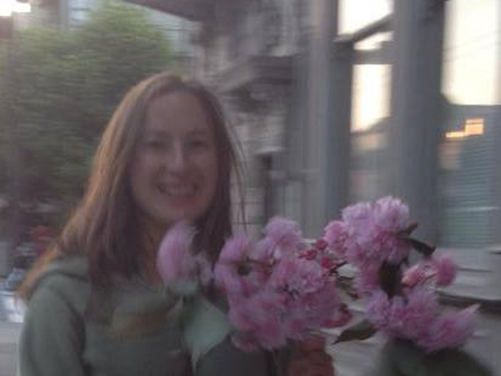 Sylvie from San Francisco, California, United States