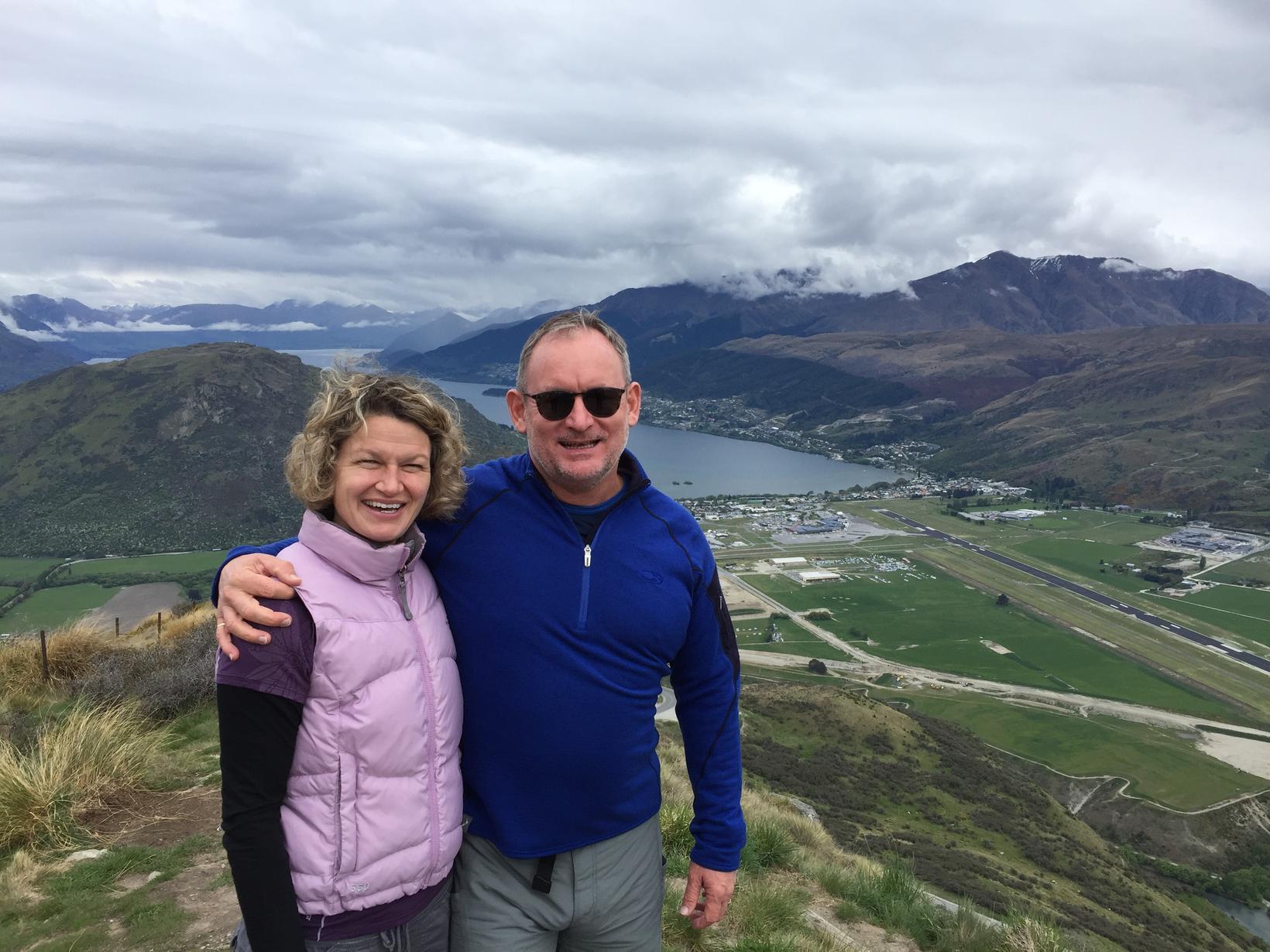 Marla & Mark from Auckland, New Zealand