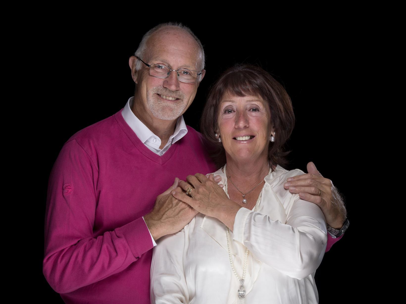 Julia & Stuart from Gosport, United Kingdom