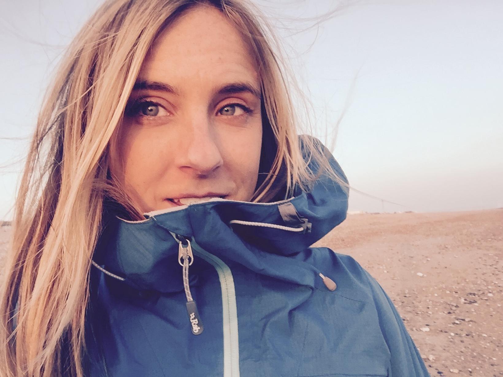 Anna katharina from Barcelona, Spain