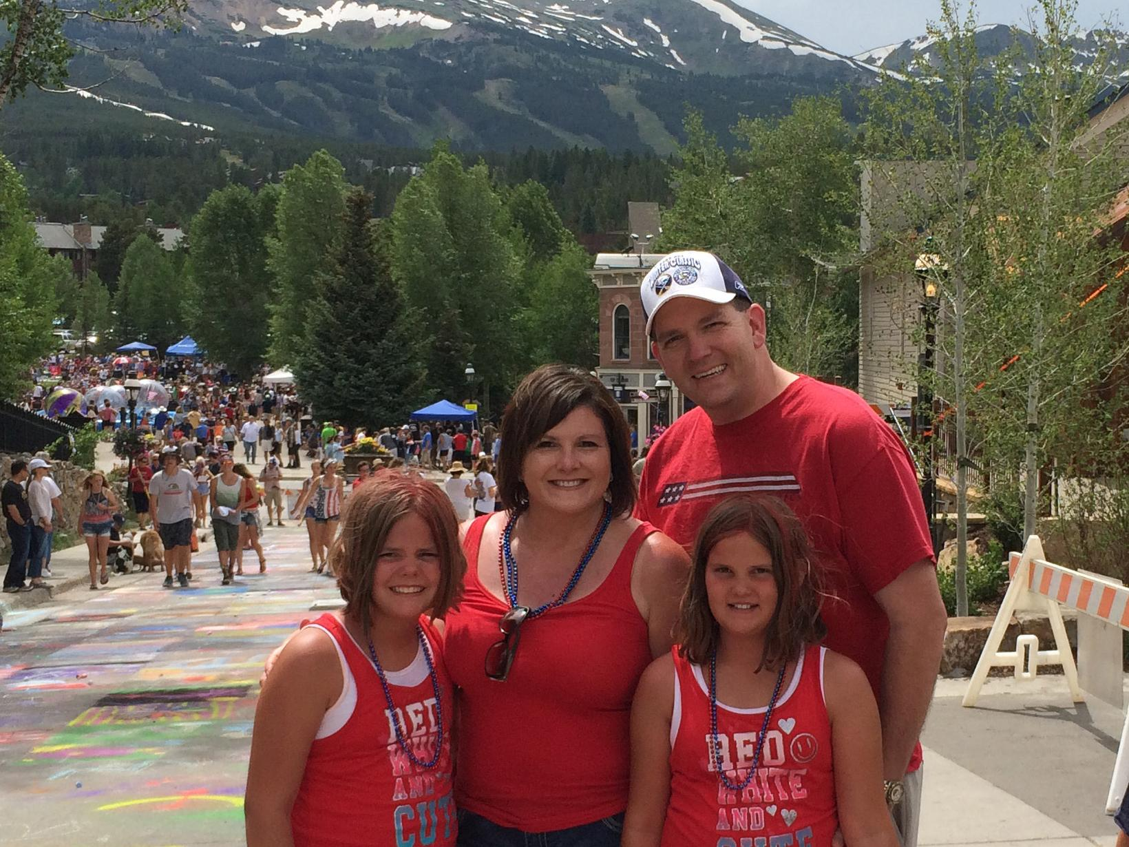 Joyce & Michael from Parker, Colorado, United States