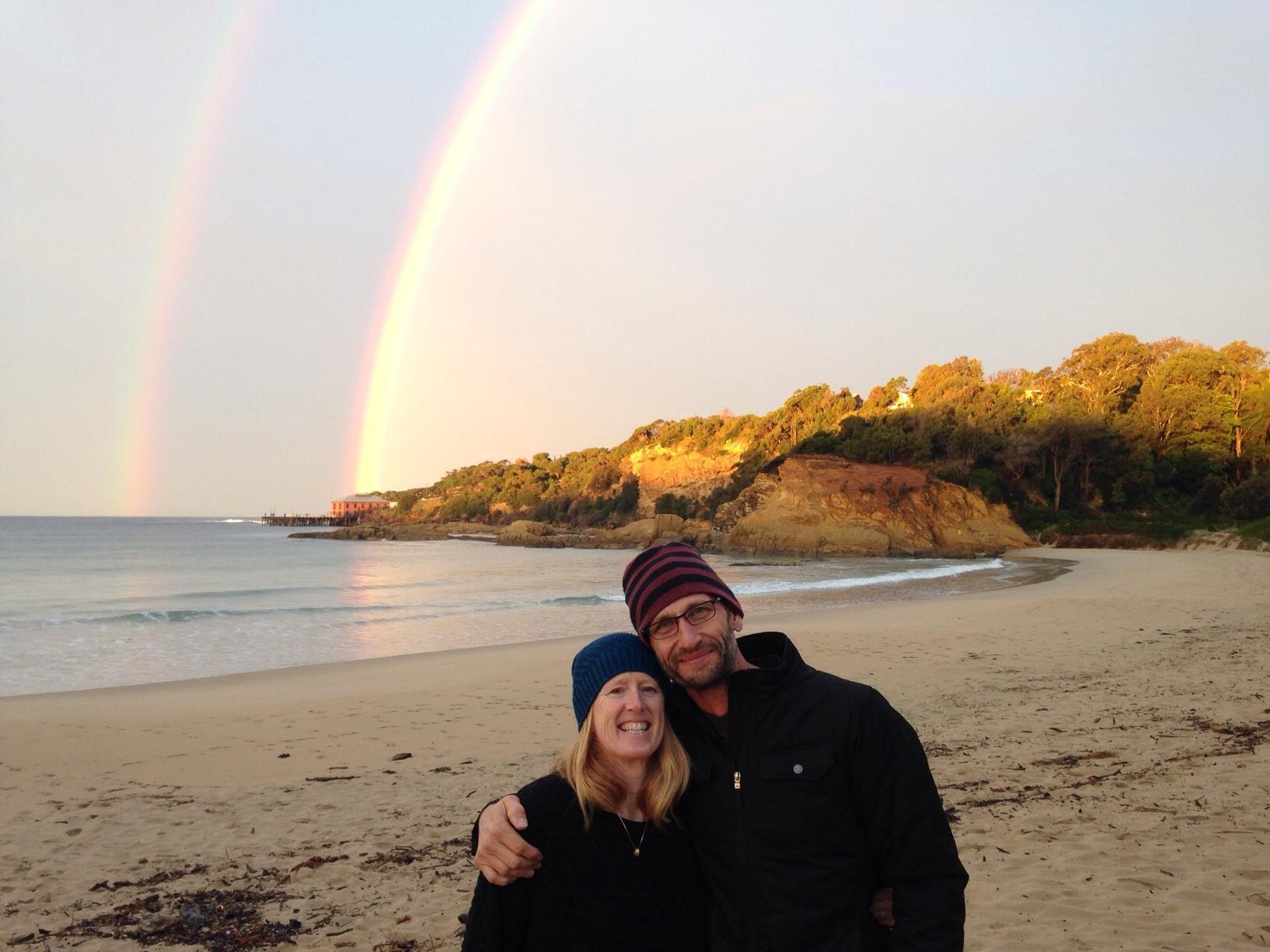 Libby & Harri from Canberra, Australian Capital Territory, Australia
