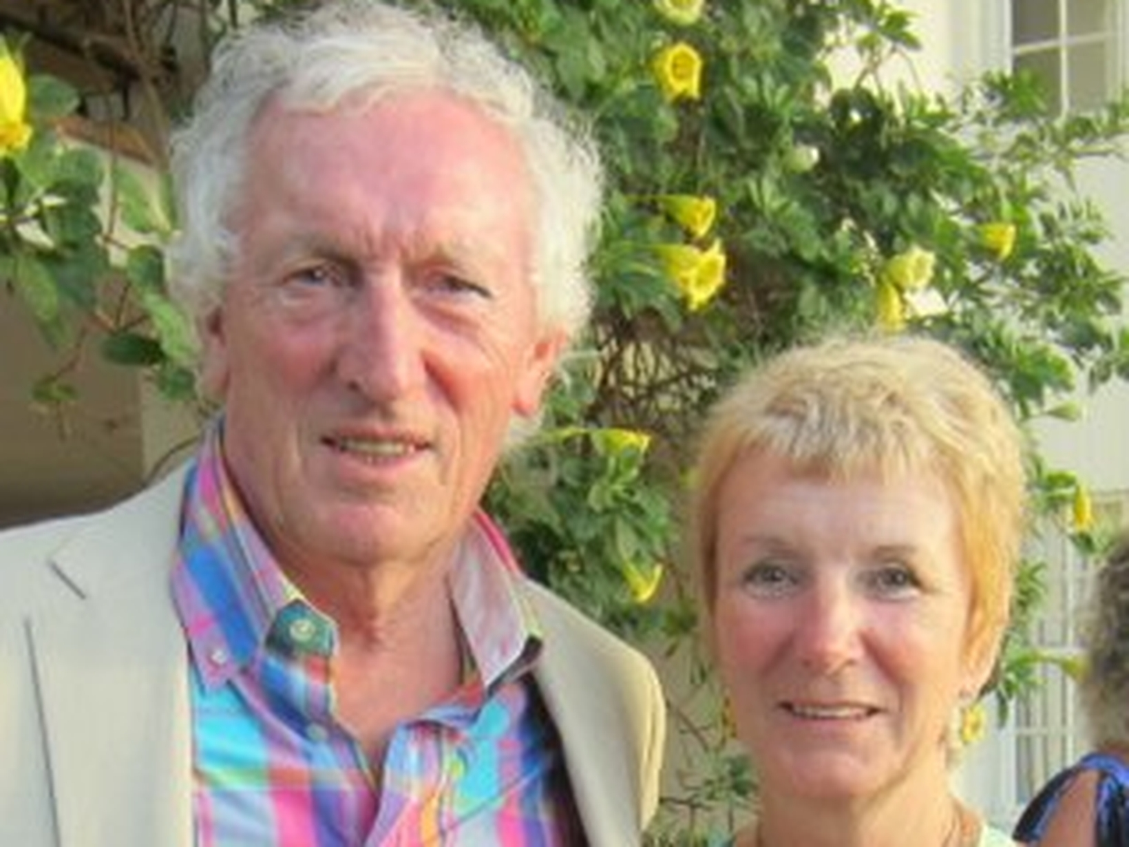 Christina & Ron from Teignmouth, United Kingdom