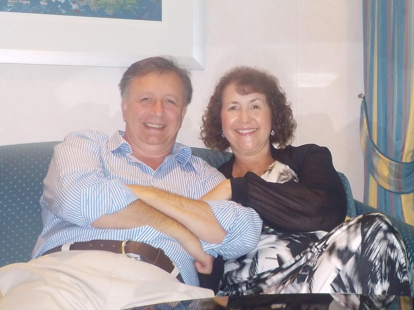 Janice & Terry from Christchurch, United Kingdom