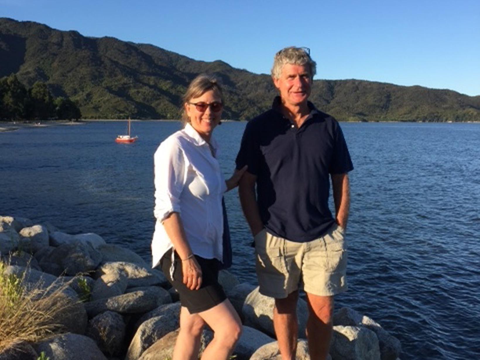 Peter & Diane from Winton, New Zealand