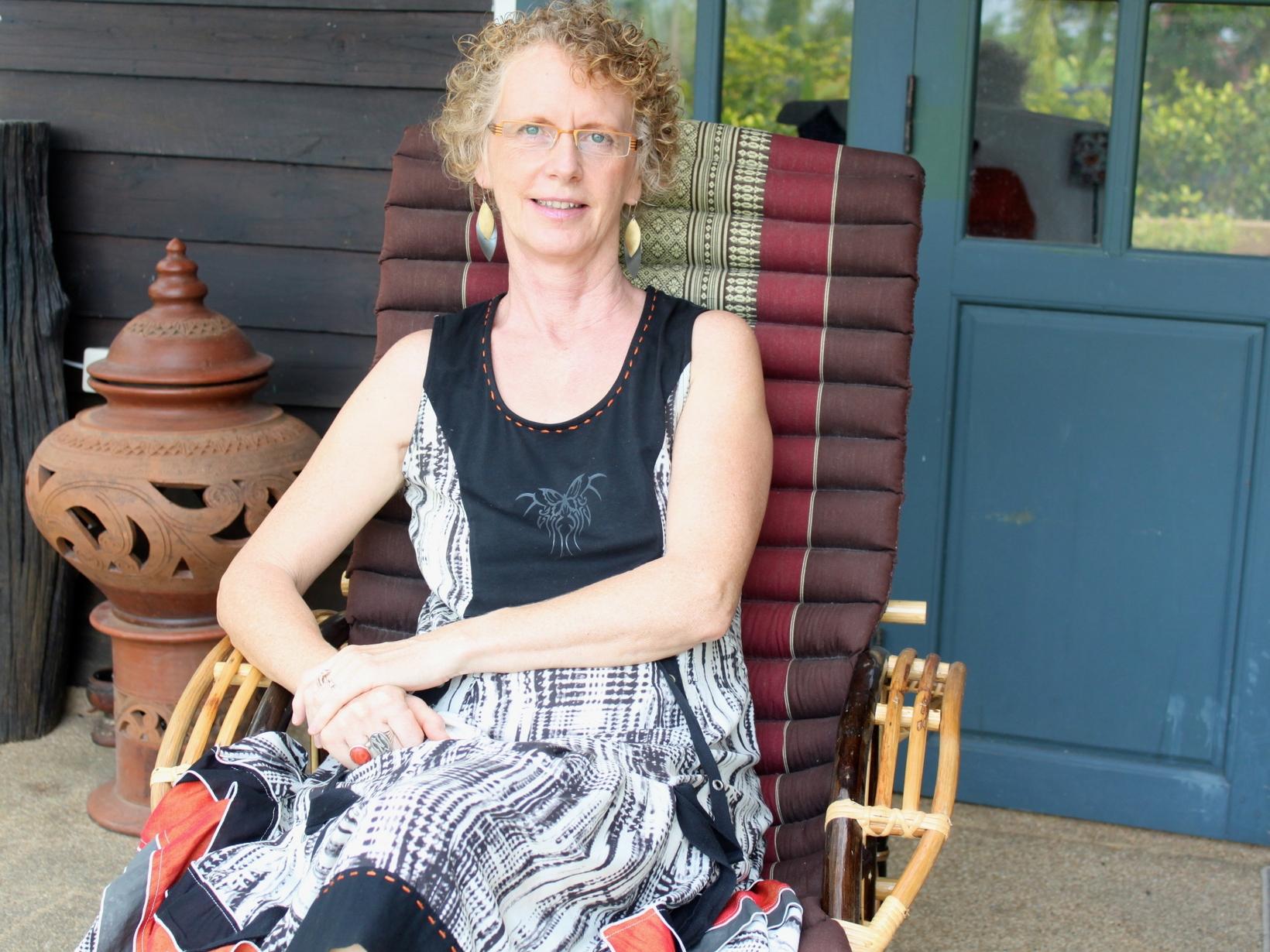 Mechthild from Hobart, Tasmania, Australia