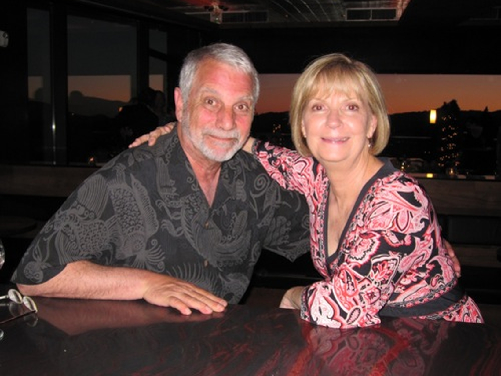 Nancy & Les from Beaverton, OR, United States
