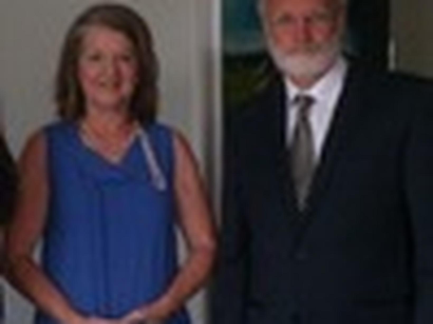 Jillian & Douglas william from Auckland, New Zealand
