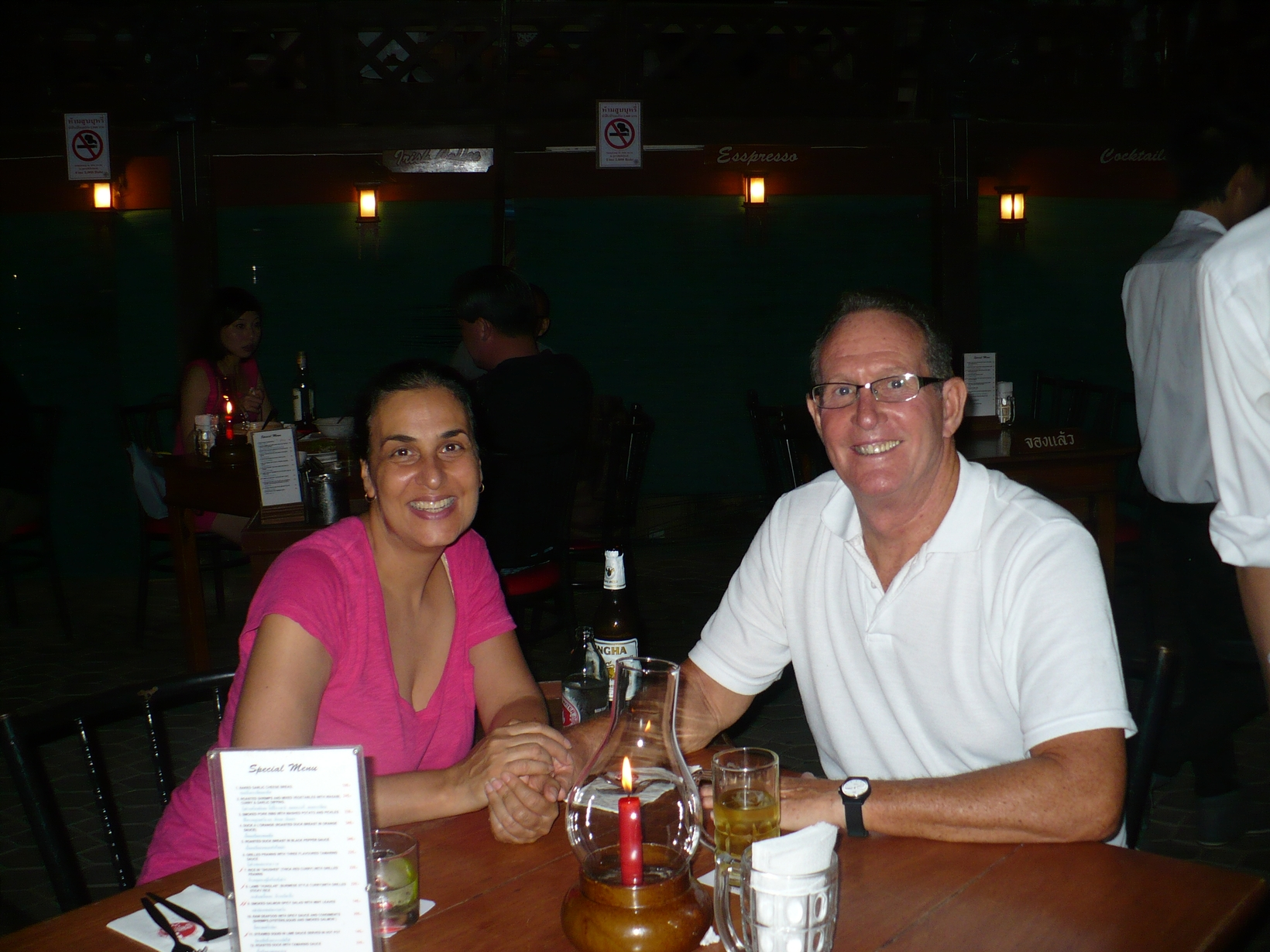 John & Michelle from Penang, Malaysia