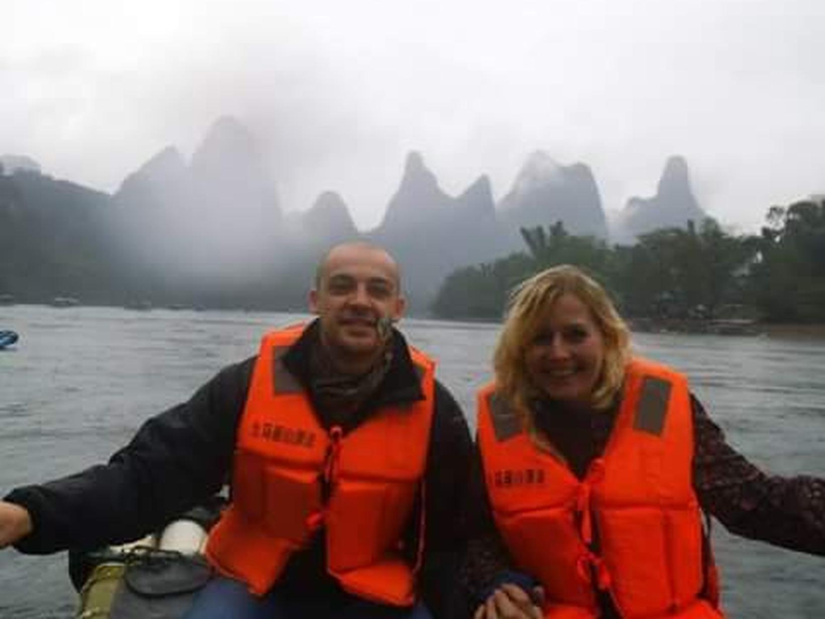 Tom & Hannah from Neath, United Kingdom