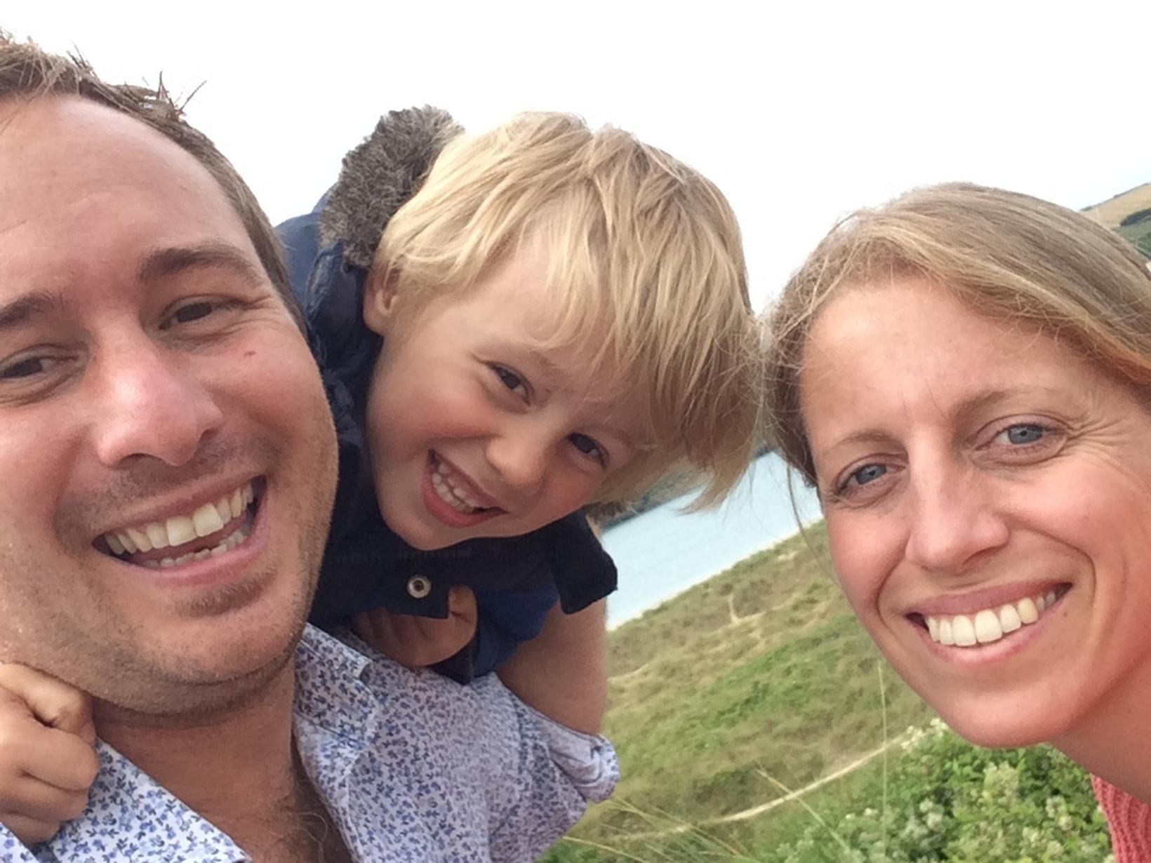 Sarah & Patrick from Basingstoke, United Kingdom