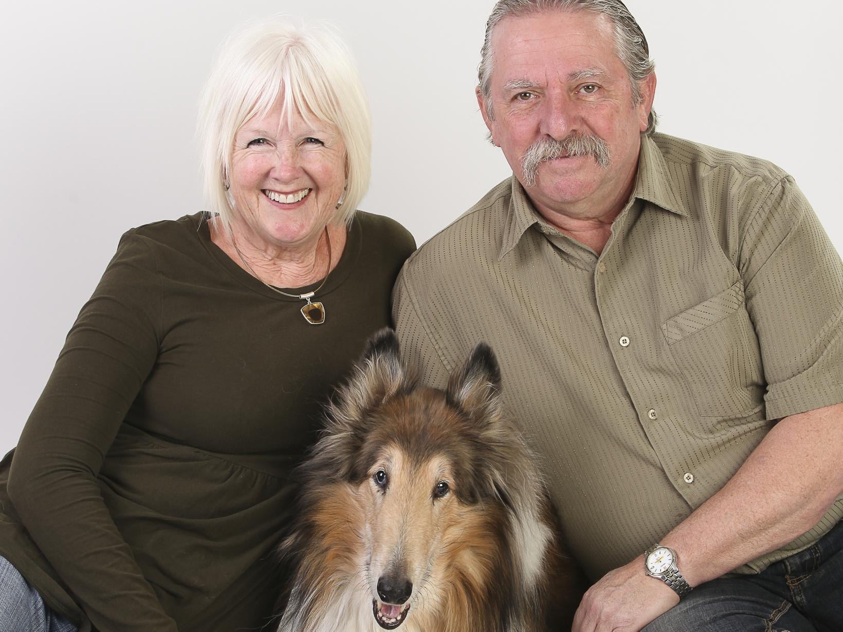 Greg & Debbie from Edmonton, Alberta, Canada