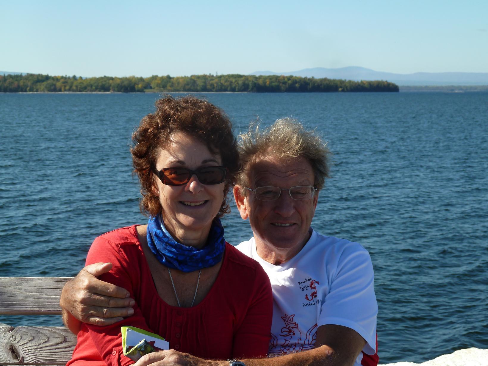 Anne-marie & Ian from Aberdeen, United Kingdom