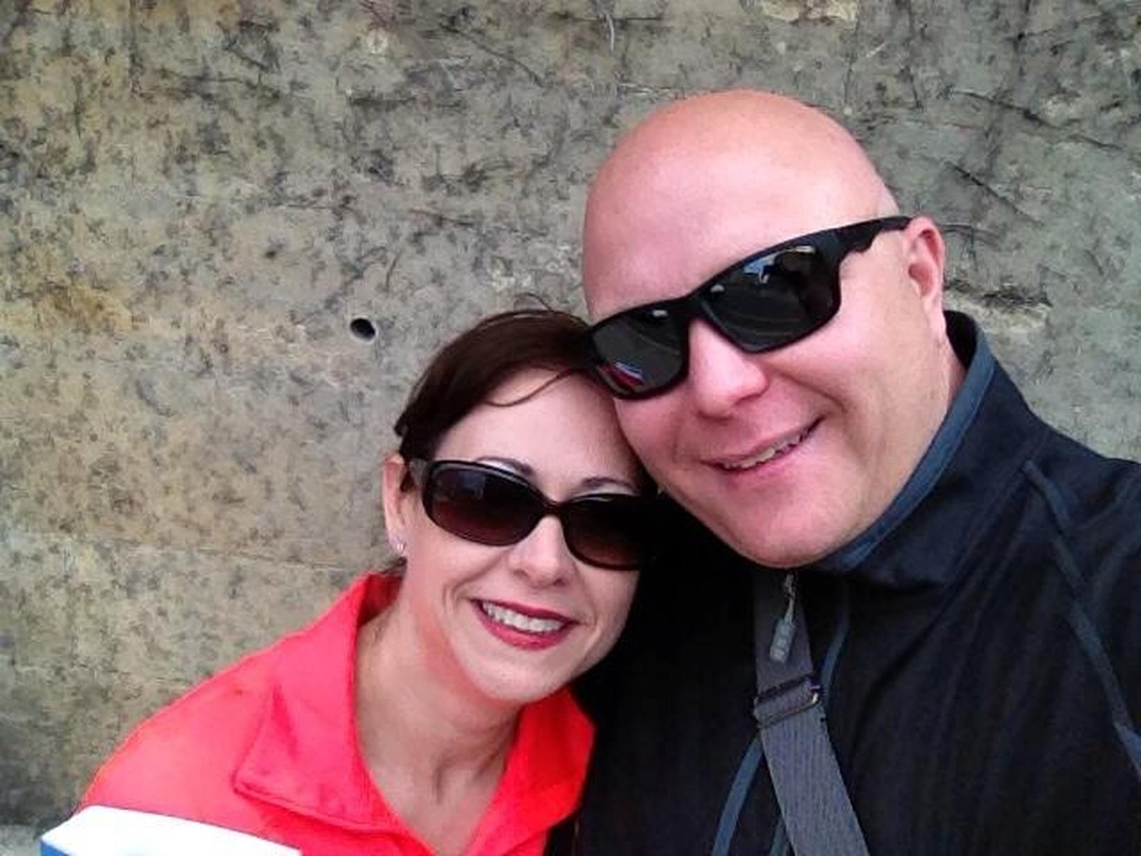 Elyse & Dale from Stony Plain, Alberta, Canada